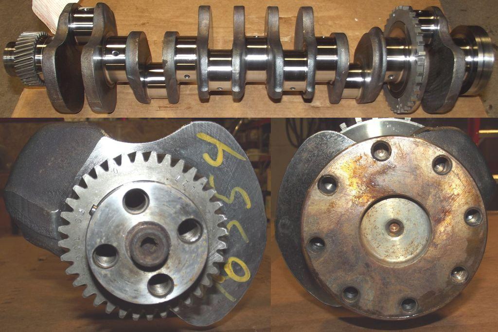Crankshaft Remachined Fits Cummins 5 9 Isb 3941199 0 St