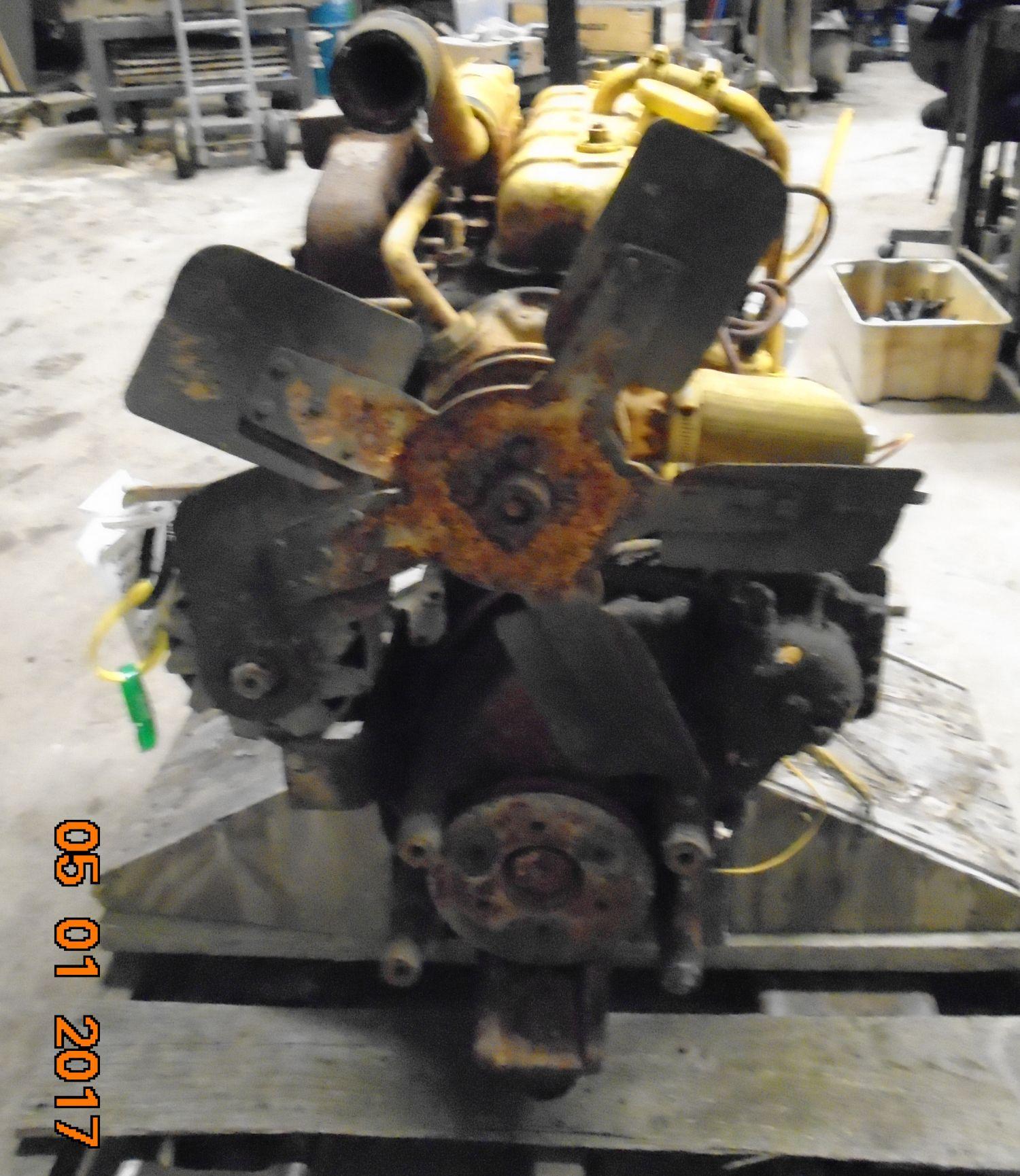 Nissan Diesel Truck >> Allis Chalmers G153 (Buda 4B-153) OEM Engine Complete ...
