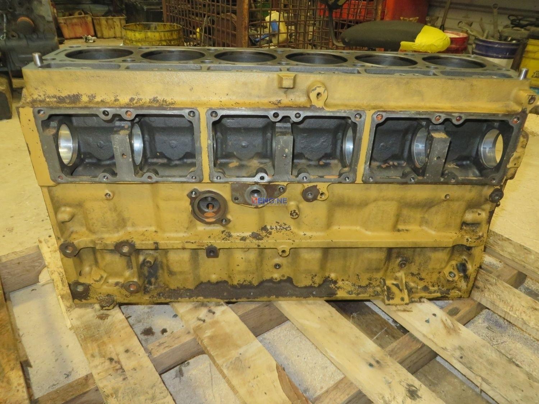 R F Engine Caterpillar 3126 Block Good Used 126 5923 Fuel Filter Truck