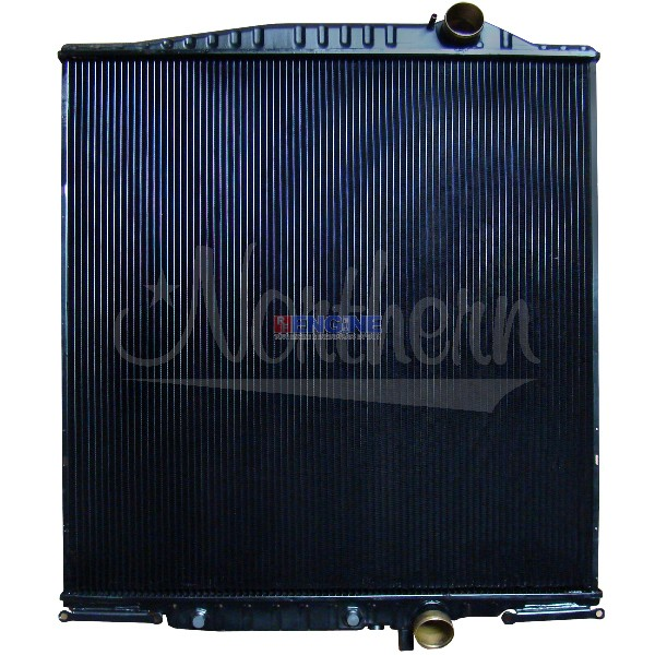 r f engine new radiator fits mack fits volvo cbr. Black Bedroom Furniture Sets. Home Design Ideas