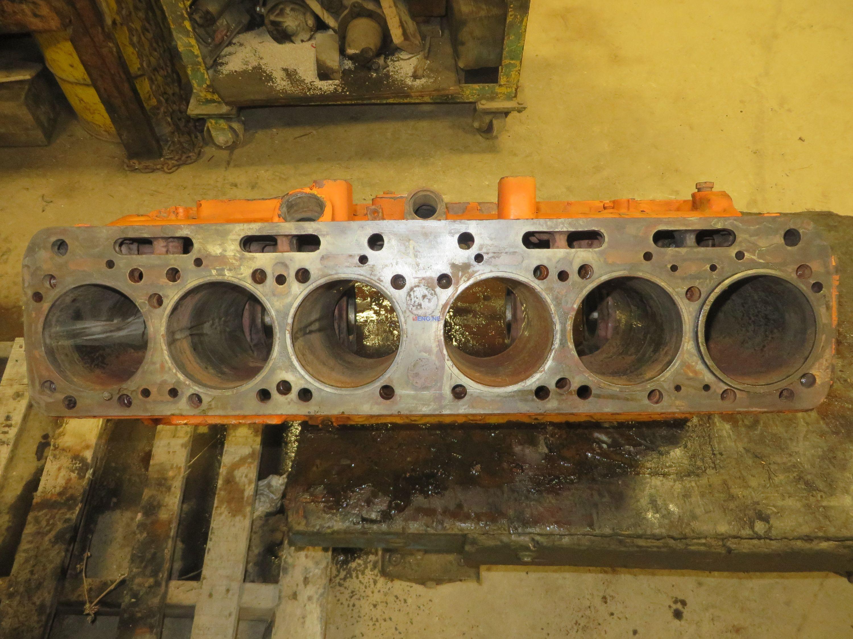 Allis Chalmers Piston Sleeves : R f engine allis chalmers ac g block used