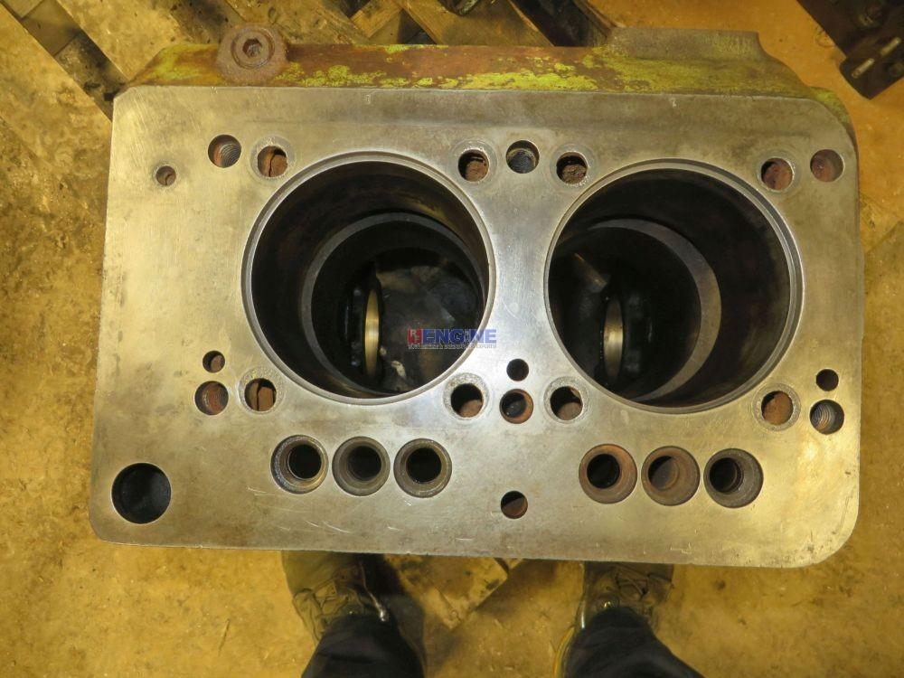 Detroit Diesel Dt 2 71 Engine Block Good Used 5189693 2 Cyl Dsl