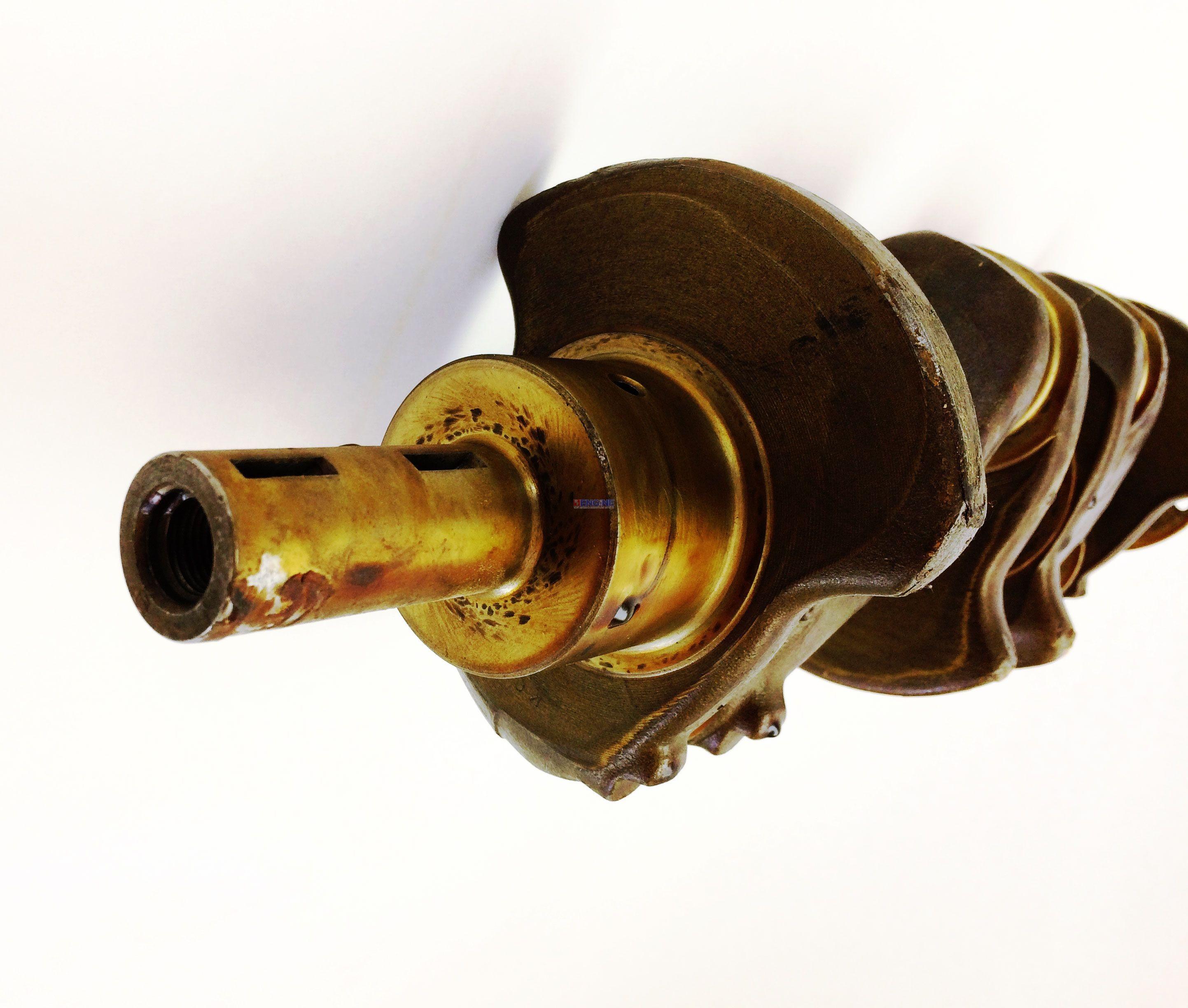 R. F. Engine Massey Ferguson Crankshaft 0.ST Rods / 0.ST Mains 4 ...