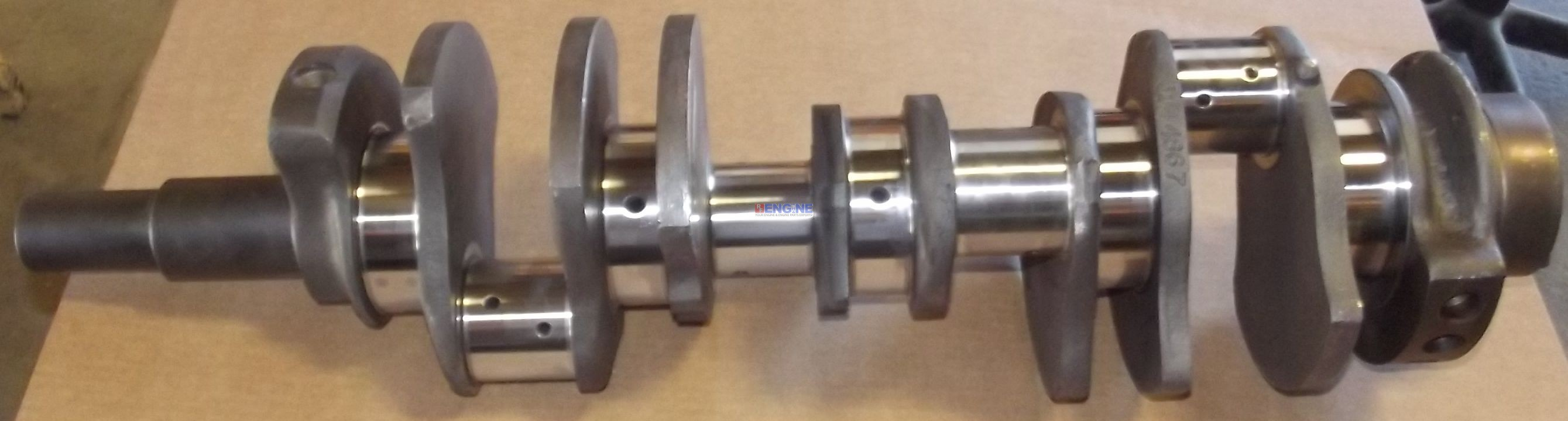 Crankshaft Remachined Detroit Diesel 8V-71 5119906, 5117908, 5144867  Stroke: 5 0