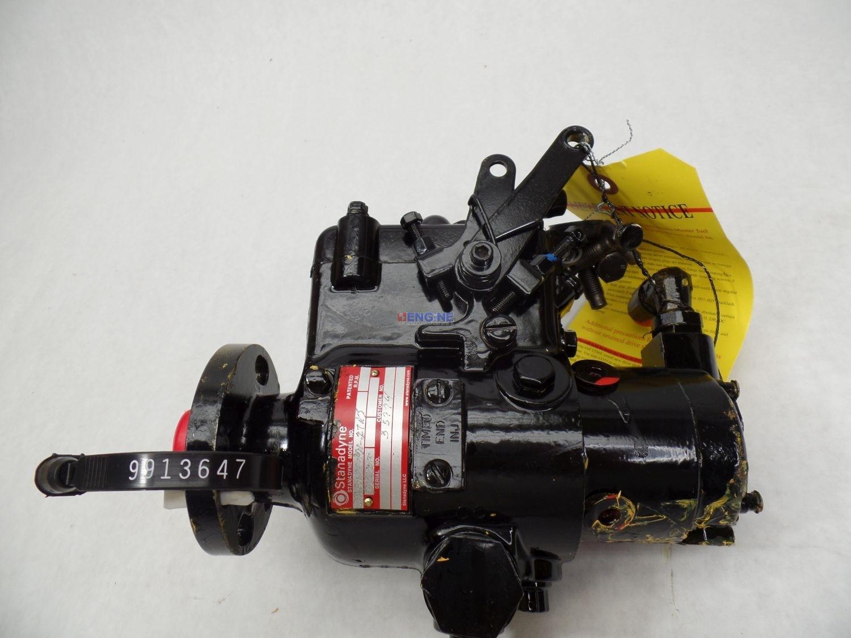 Case 530 Injector Pump