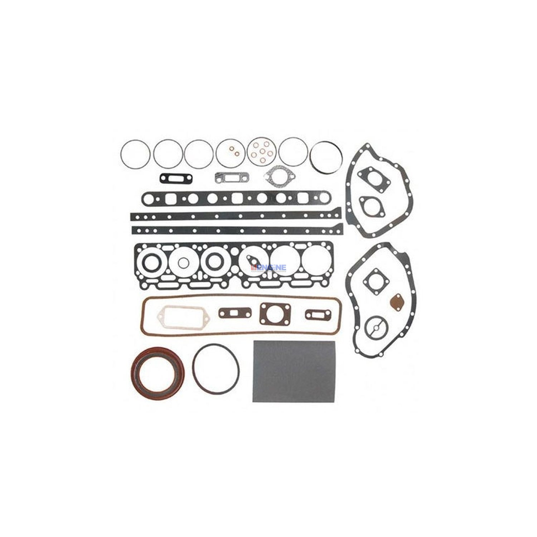r  f  engine fits allis chalmers d262 engine overhaul kit
