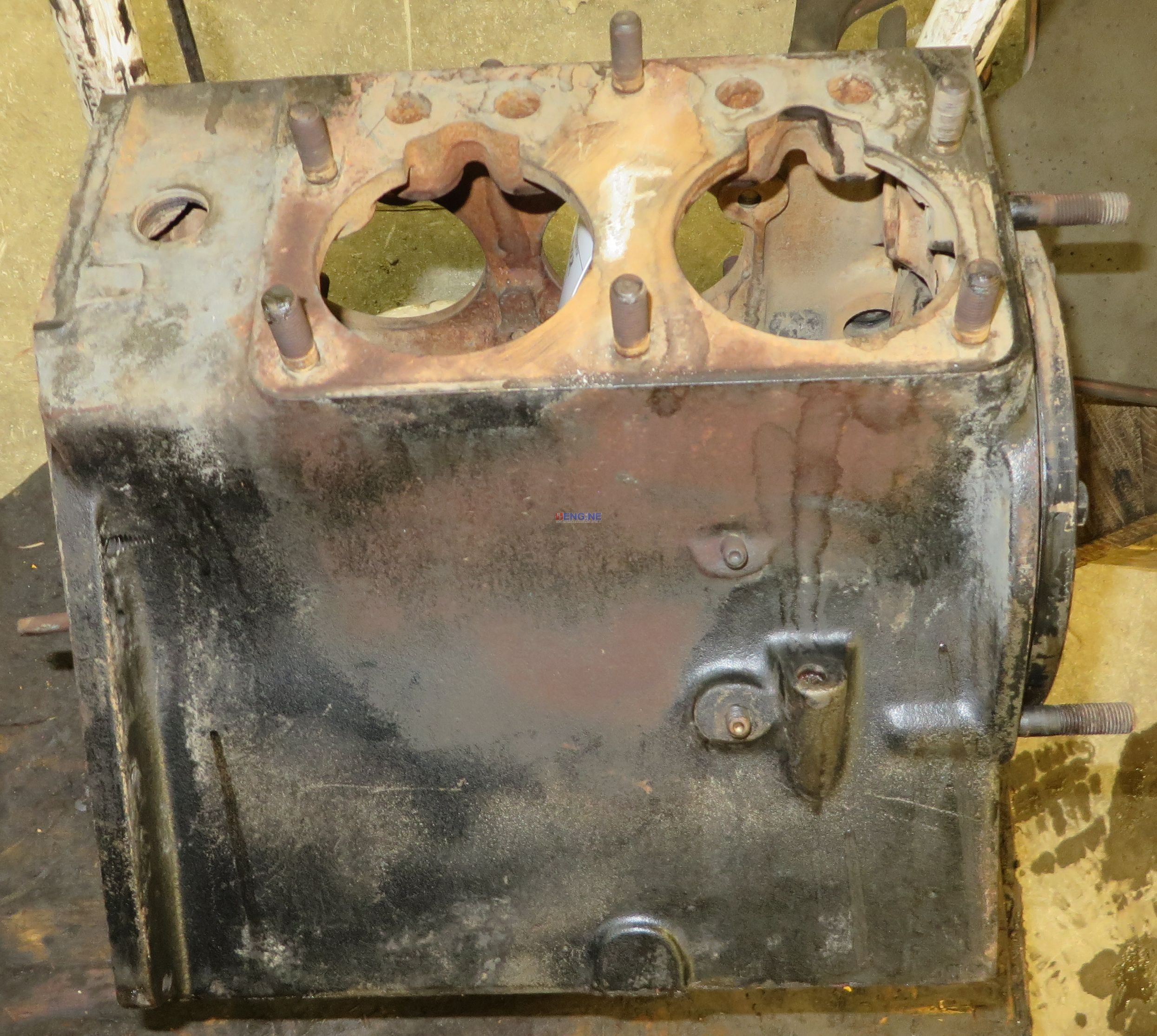 Wisconsin WS VH4D Engine Block Good Used BA-48-C Have Several Blocks And  Models