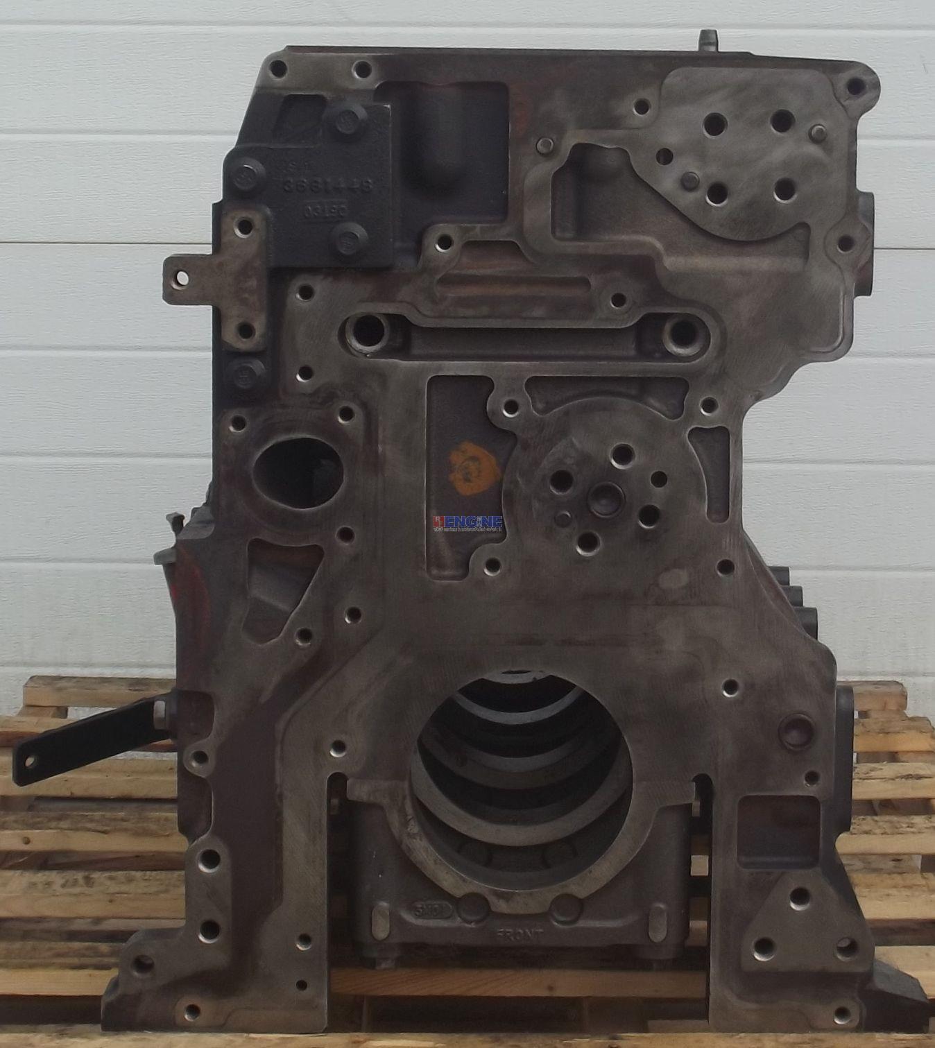 Engine - Block Good Used Fits Cummins® Fits Cummins® QSX15-A440 QSX15  CM570, ISX15 CM2250