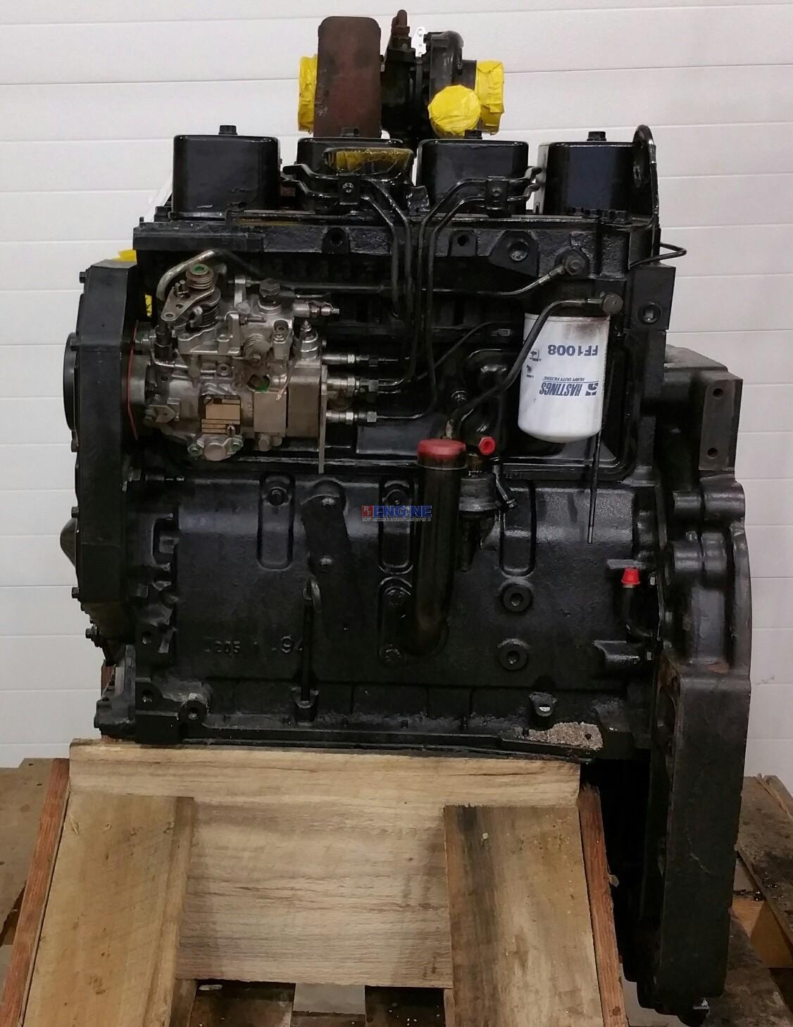 Cm Bbalanced Ldn on Wisconsin Engine Cylinder Head