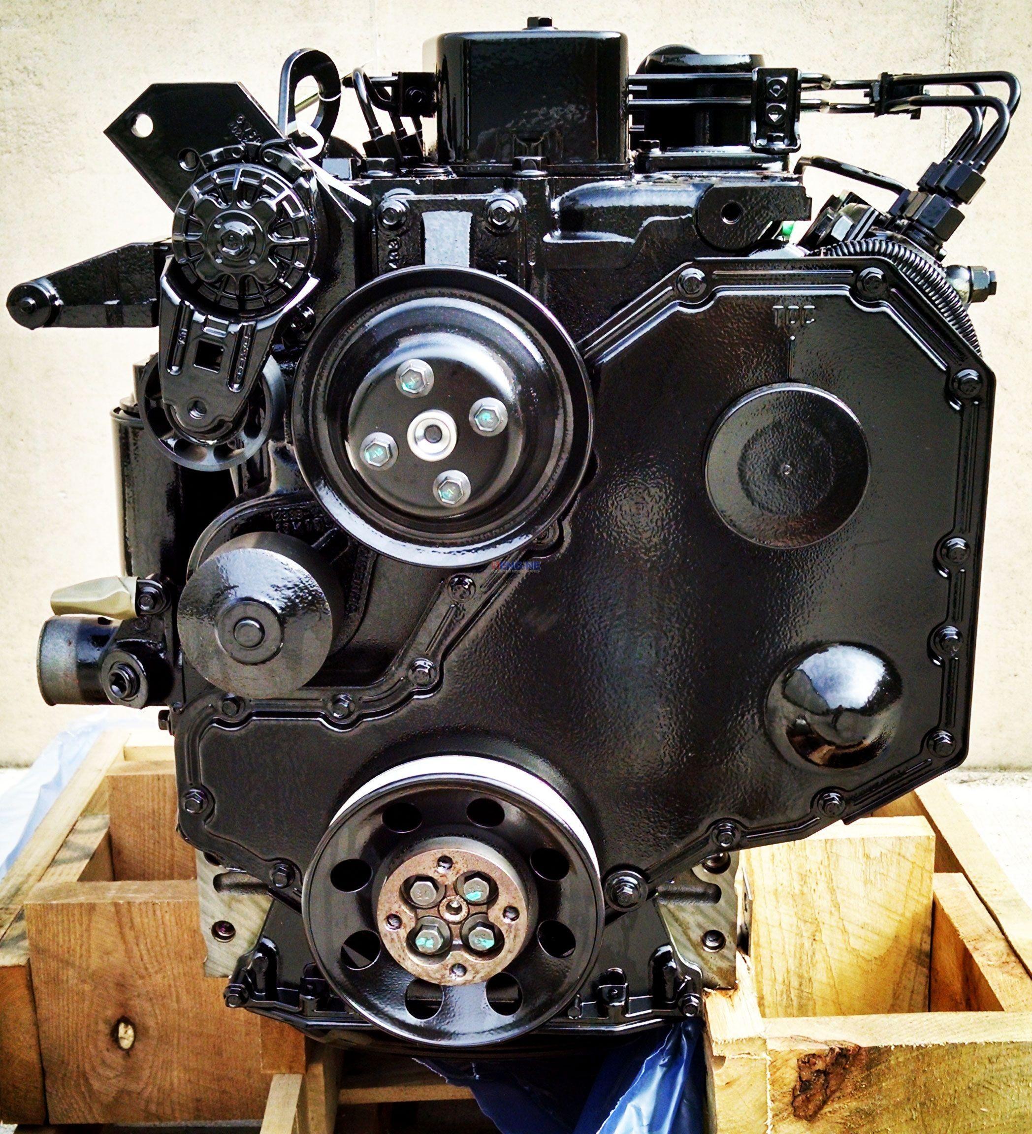 R F Engine Cummins CM 4B Engine Complete New CPL 2567