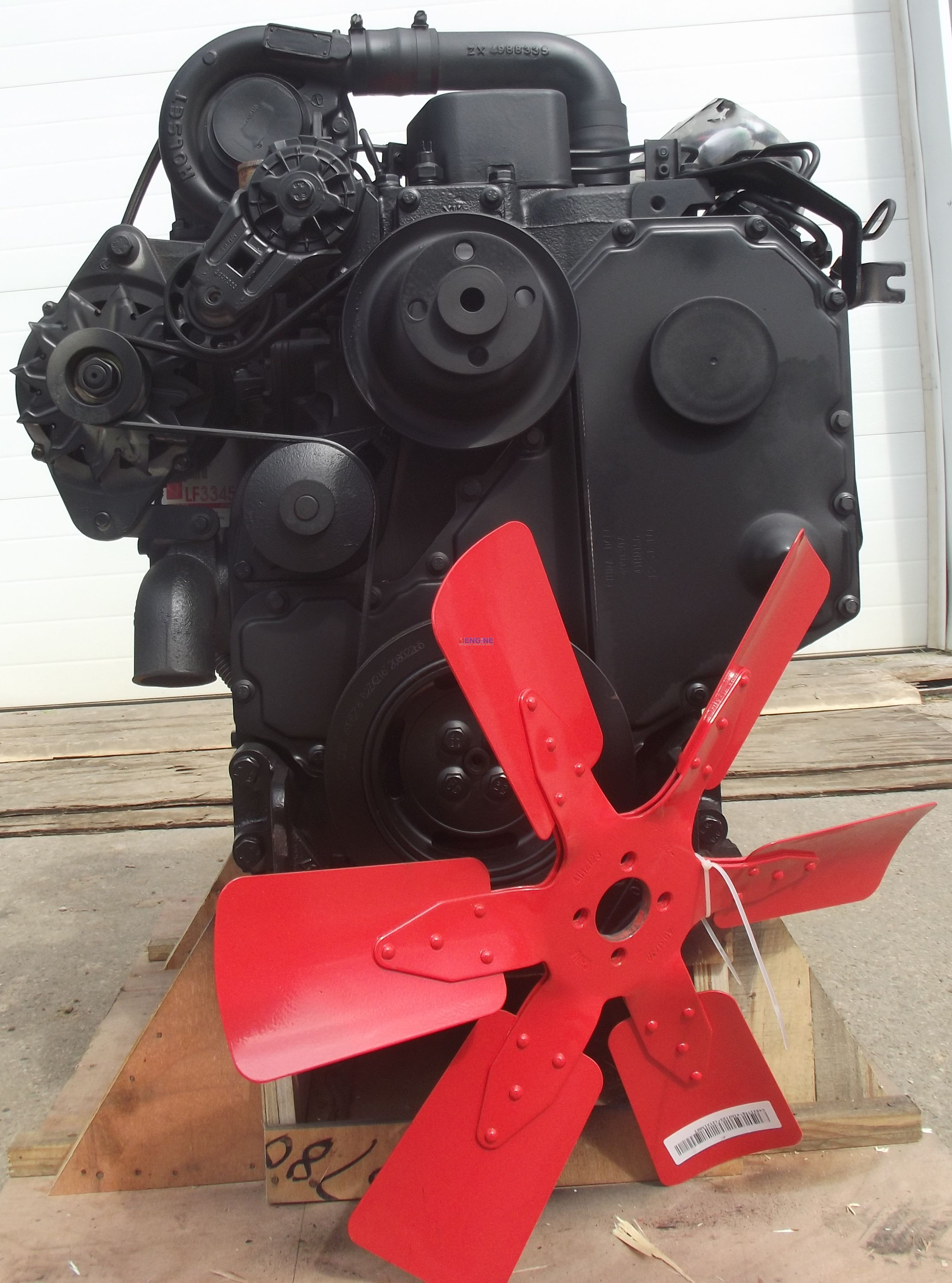 R F Engine Engine Extended Long Block Replacement