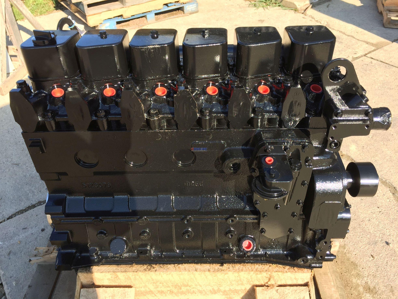 engine cummins cm  engine long block    set    style pump