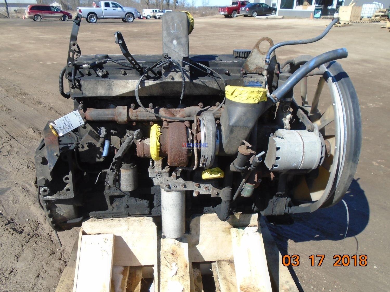 Cummins M11 Celect Plus Engine Complete Good Runner ESN: 34932352 CPL: 2370