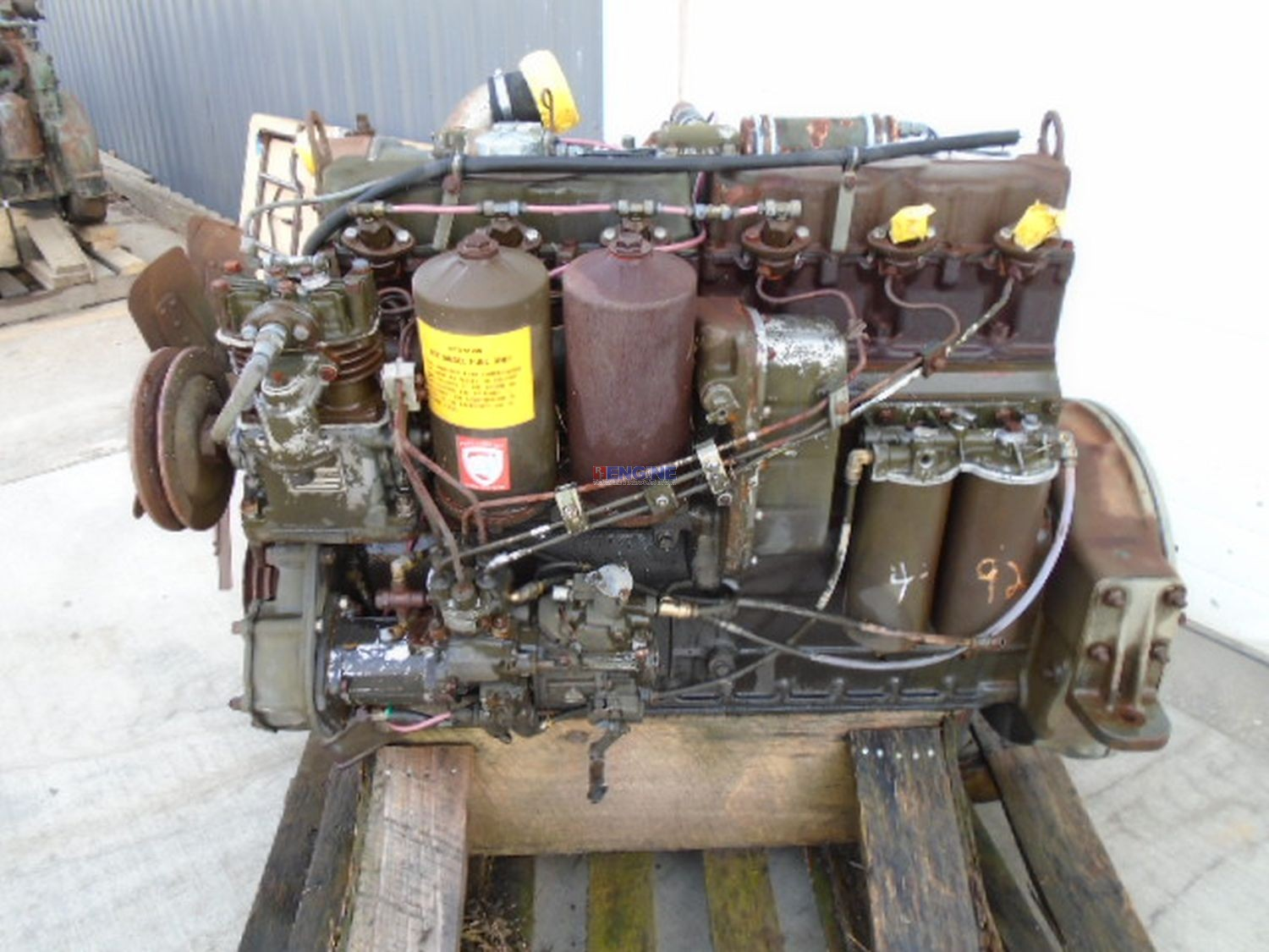 Ldt 465 engine specs