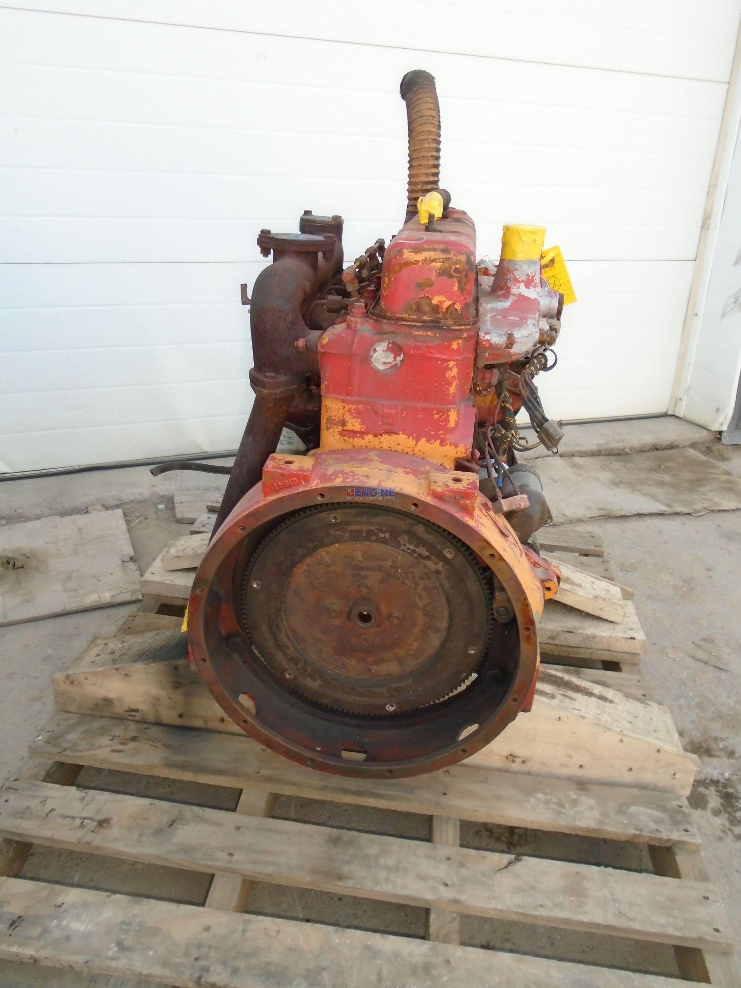R F Engine Case G188d Engine Complete Running B