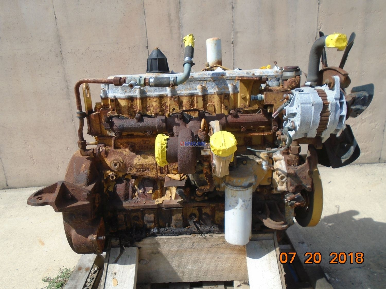 Caterpillar 3126-B Engine Complete Good Running A ESN: 8YL71939 AR# 185-4864