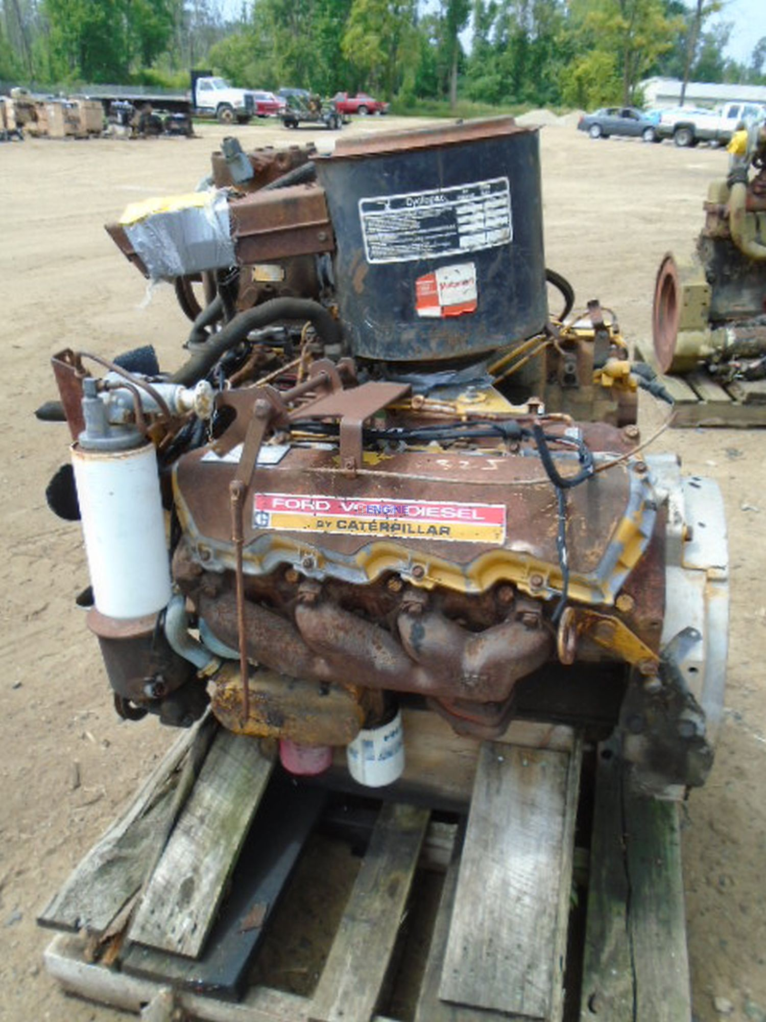 caterpillar 3208 engine complete caterpillar 3208 engine complete