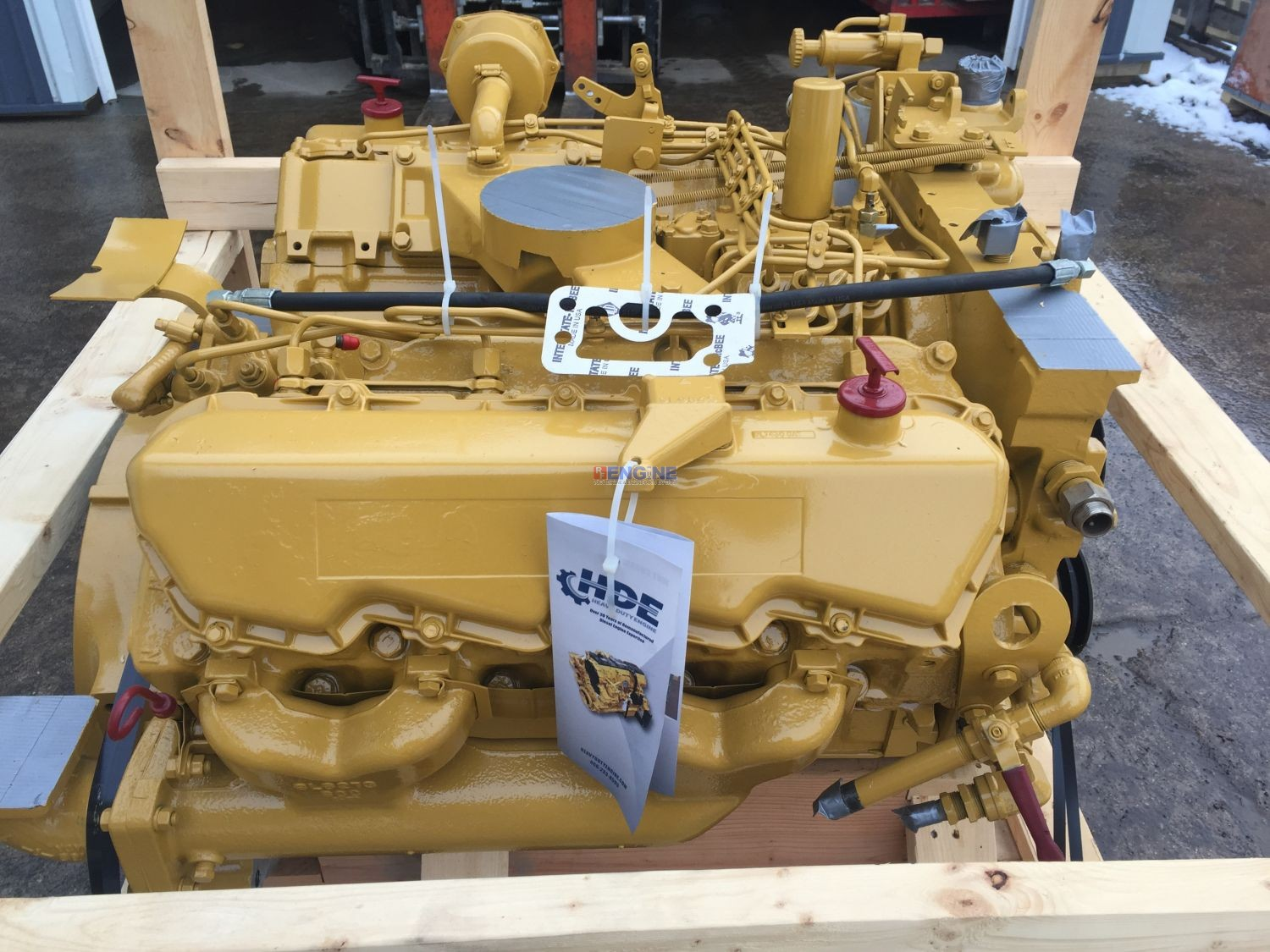 caterpillar 3208 di engine complete caterpillar 3208 di engine complete