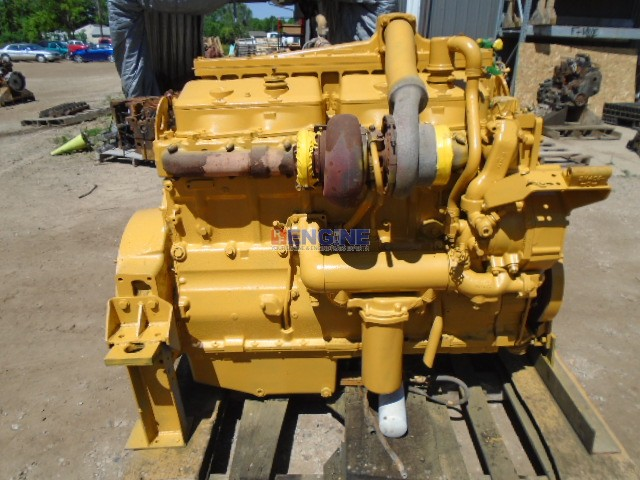 Fits Caterpillar 3406A Engine Complete Good Running A 1532262YW