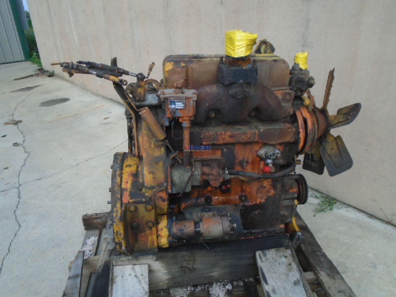 Detroit Diesel 3-53 Nat , 2 6L Engine Complete Running B+ 1618102YW