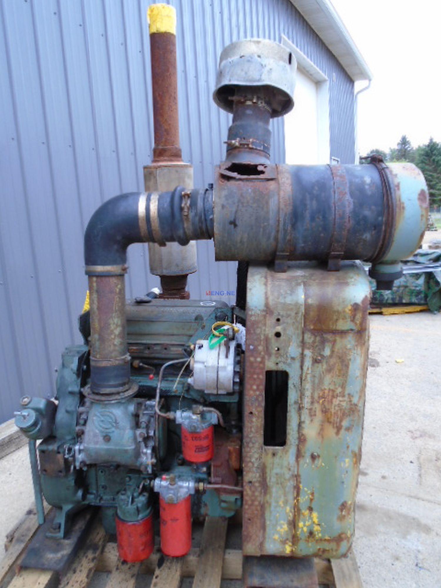 Fits Detroit Diesel 3-53 Nat Engine Complete Running Core 1618190YW