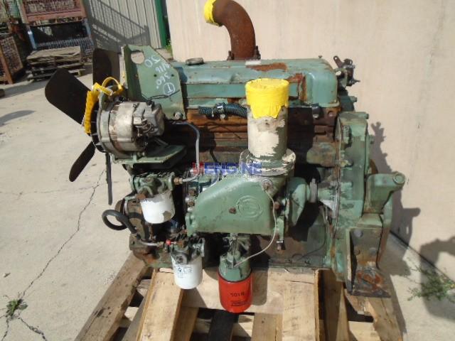 Detroit Diesel 4-53 Nat , 3 5L Engine Complete Running B+ 1616562YW