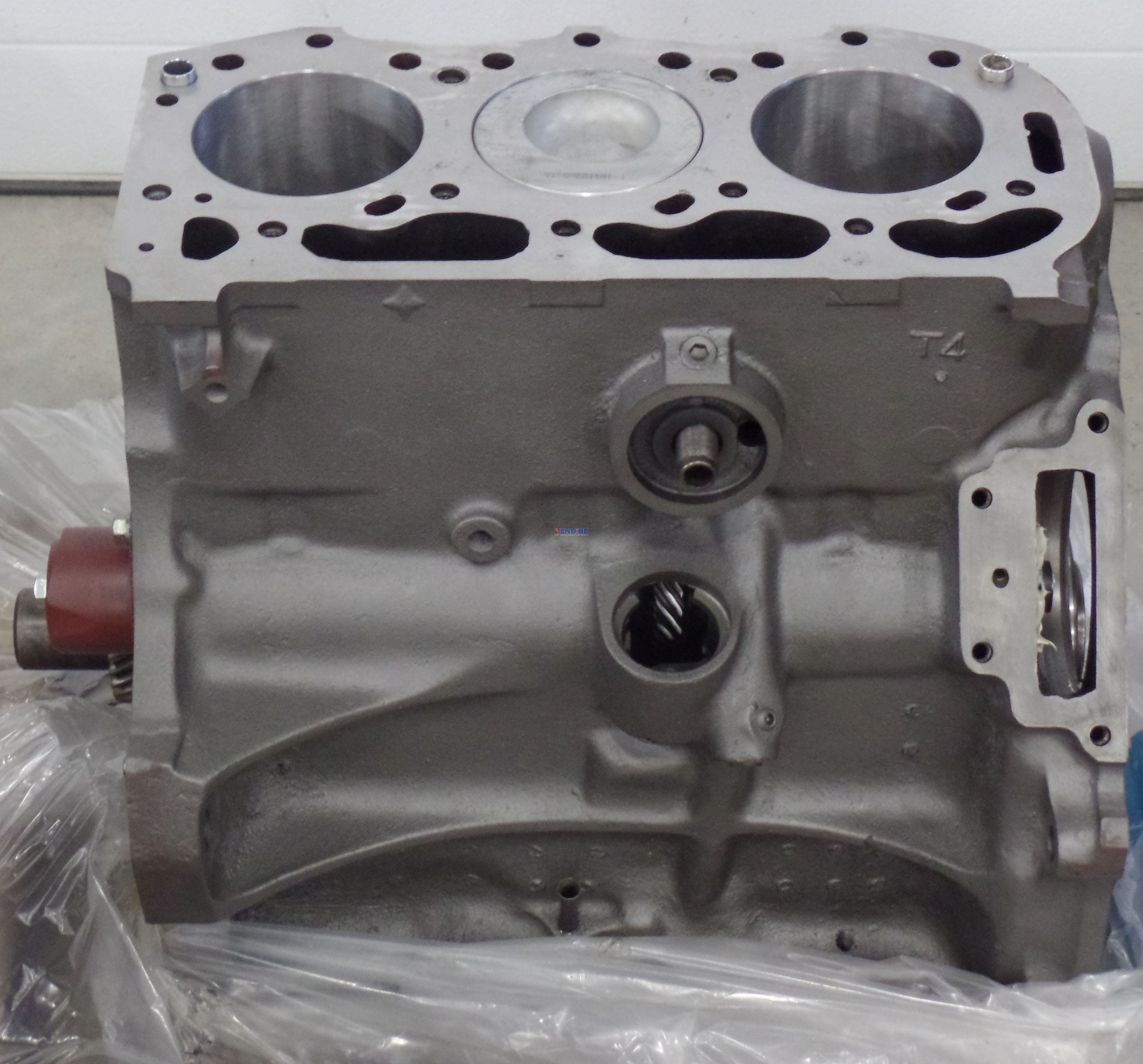 R. F. Engine Ford / Newholland FO 175 Engine Short Block