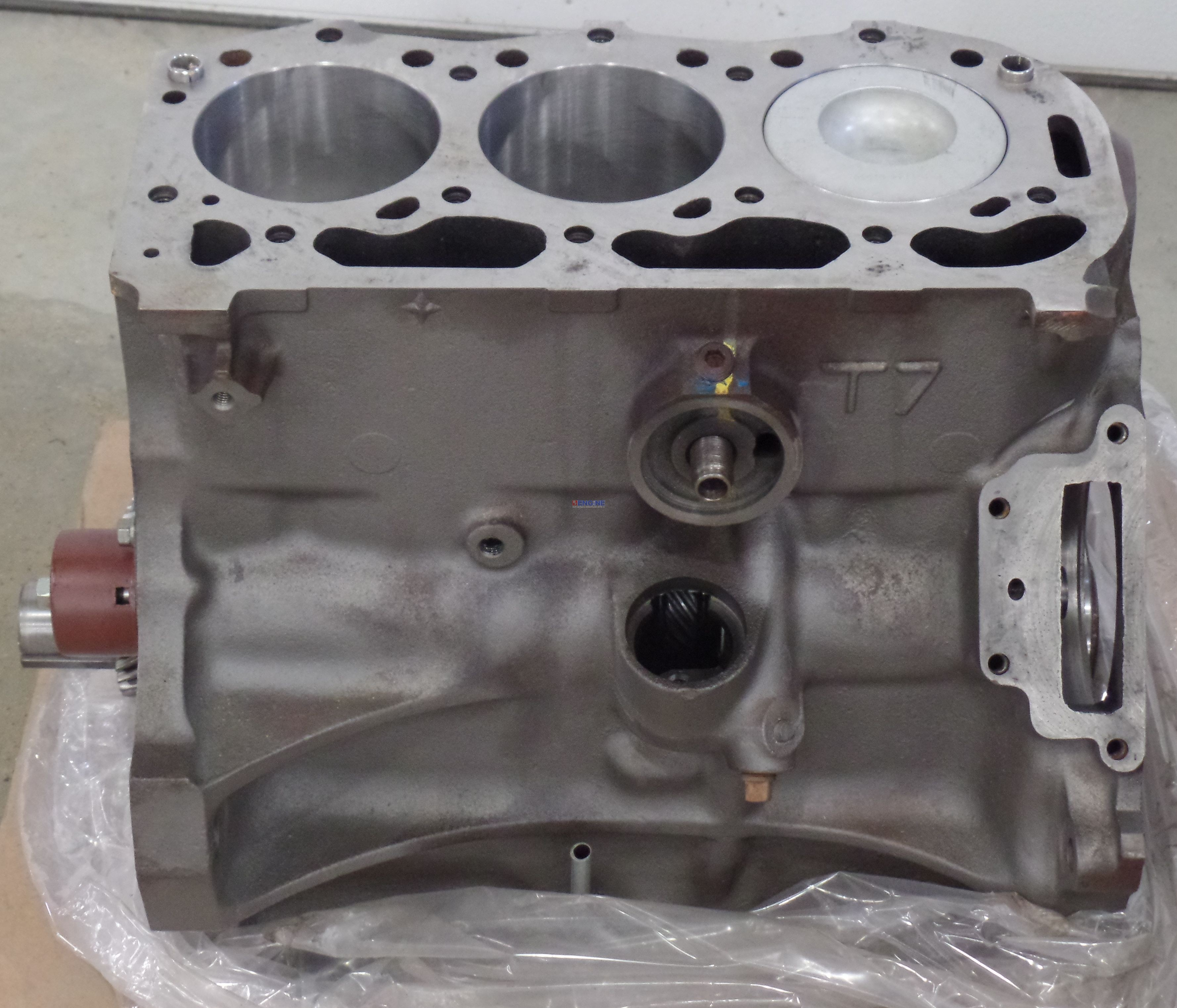 R. F. Engine Ford / Newholland FO 201 Engine Short Block