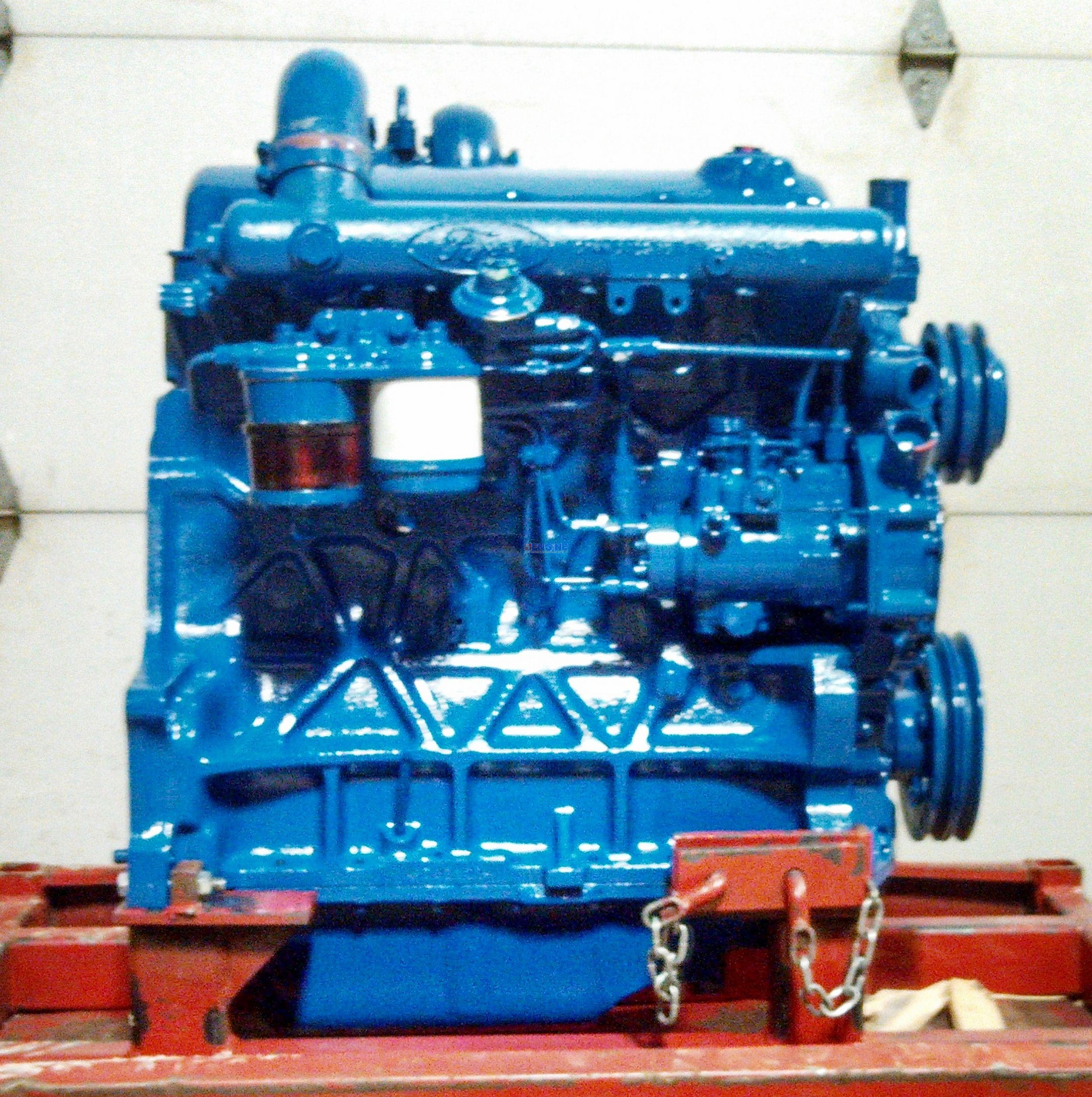 Nissan 4 Cylinder Engines on ford l series trucks