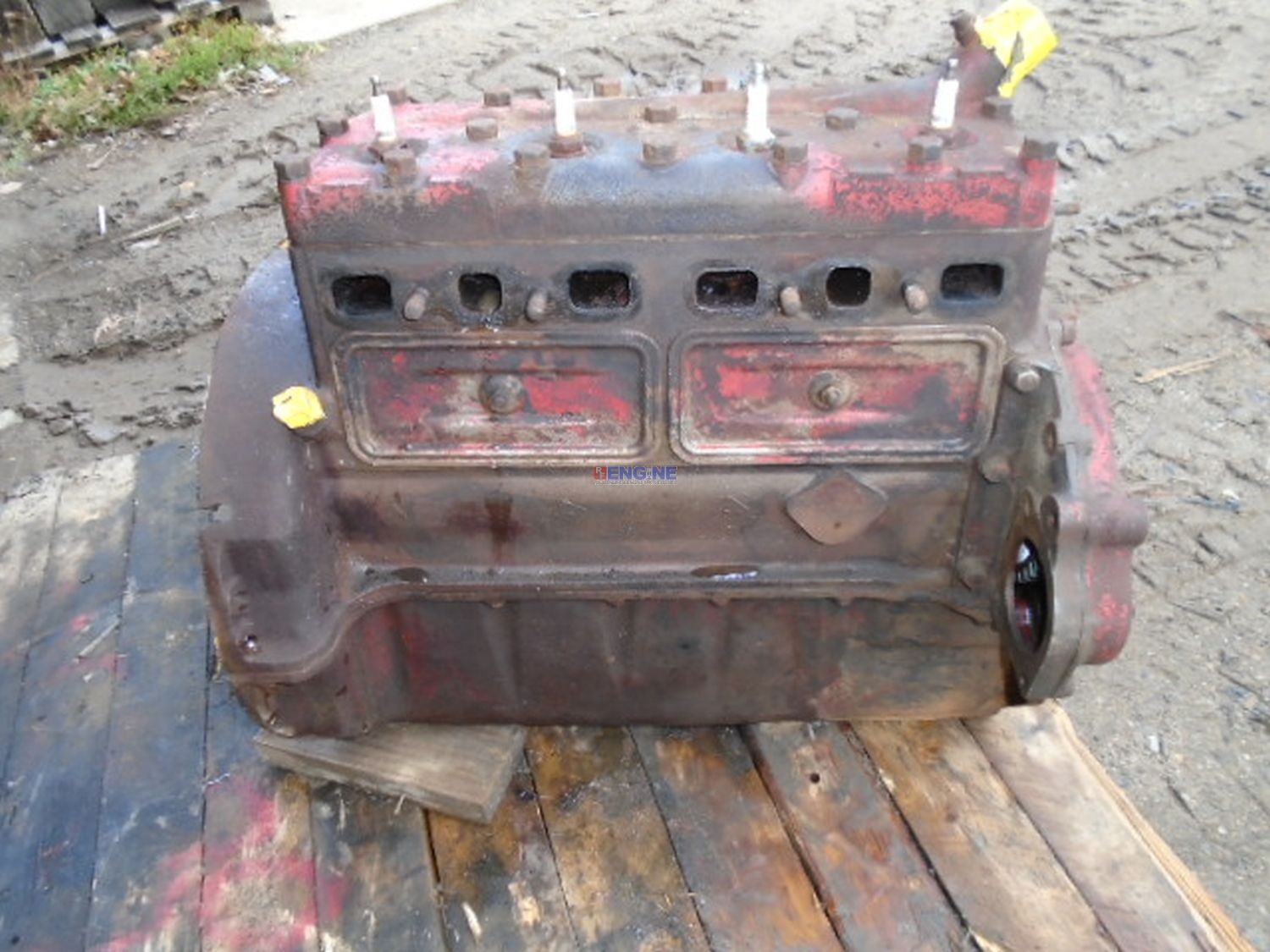 Ford Newholland 8n 2 0l Oem Engine Long Block Ford 8n