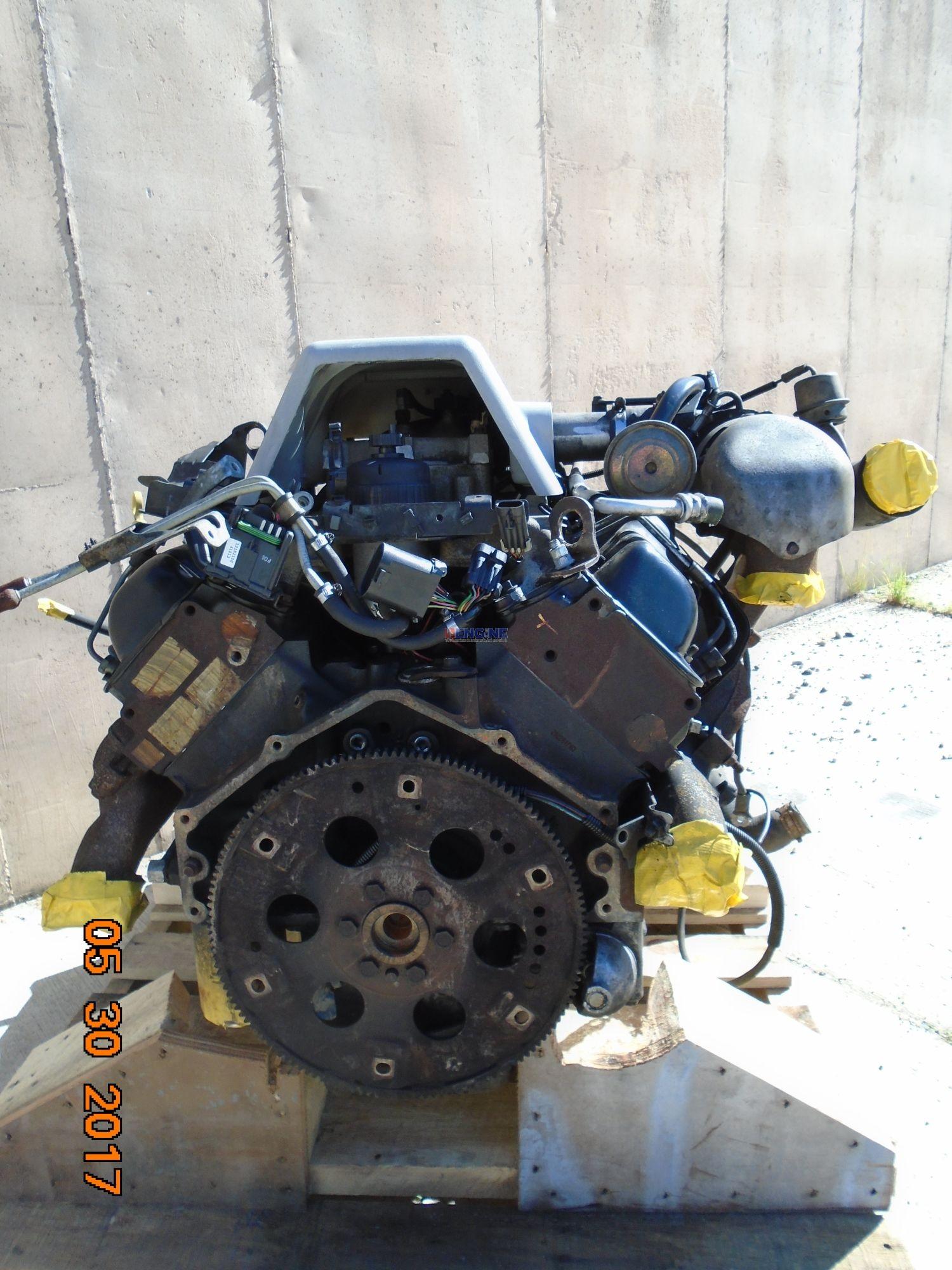 R. F. Engine General Motors 6.5 Liter Turbo Diesel (395 ...