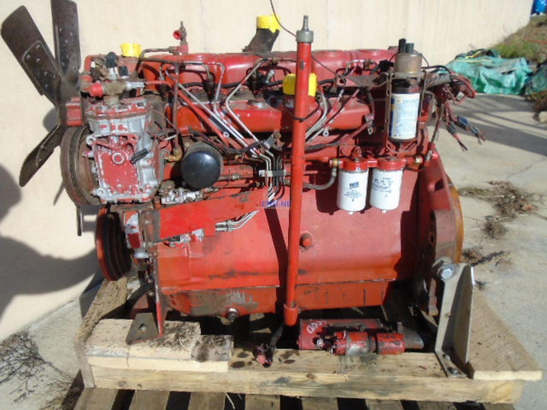 International D358 5 9l Oem Engine Complete Good Running