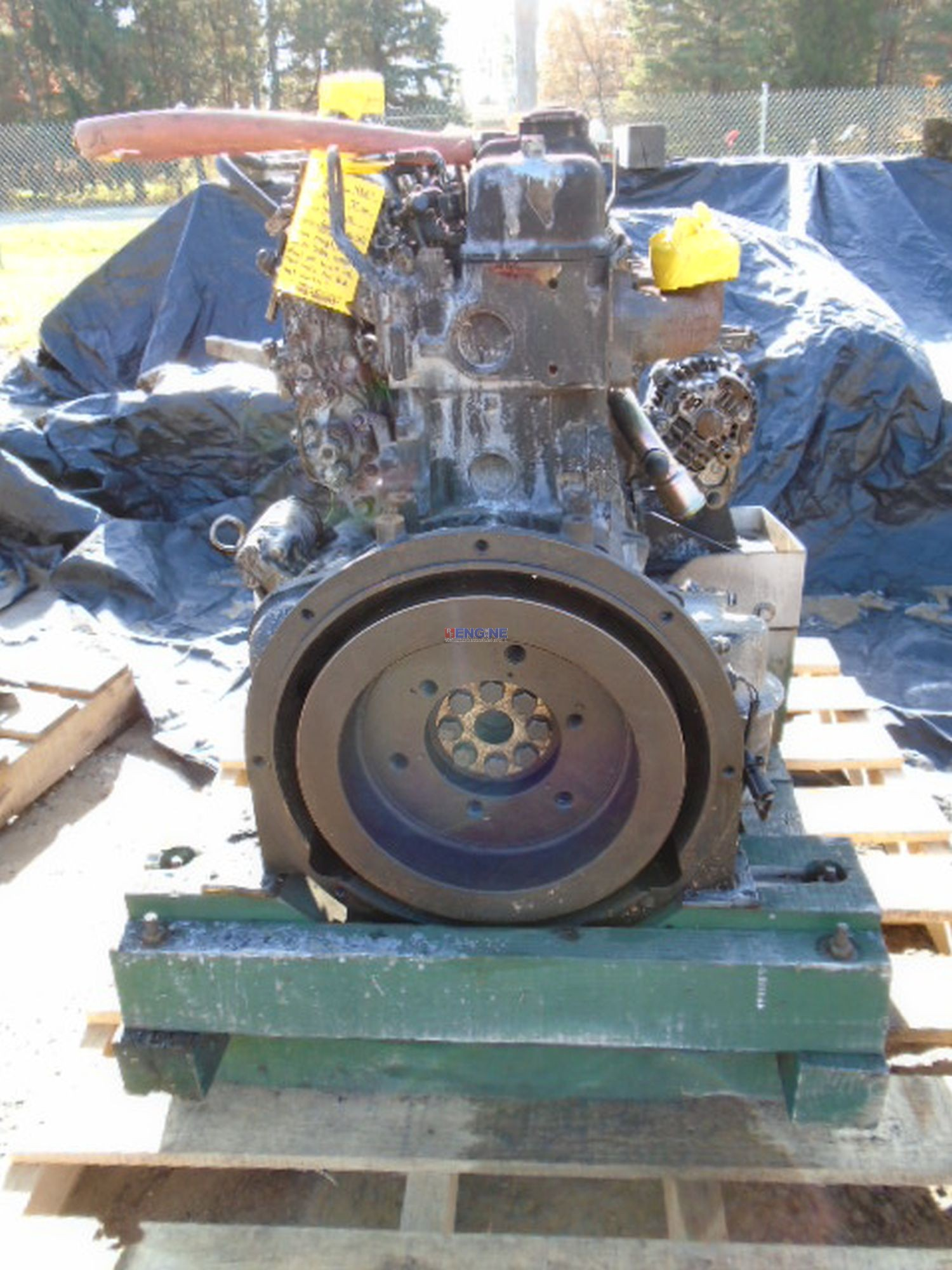 Rebuild Isuzu Kit Engine A 4jg1
