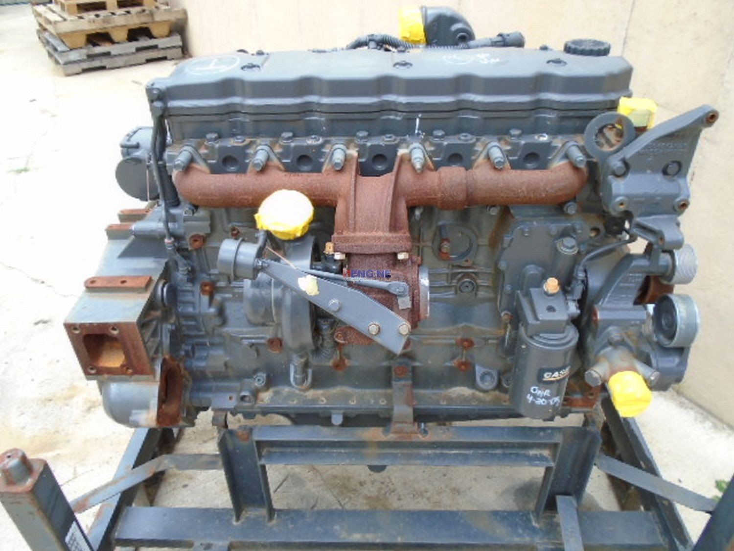 R  F  Engine Iveco Nef 677ta  Eed  6 7 L  Engine Complete