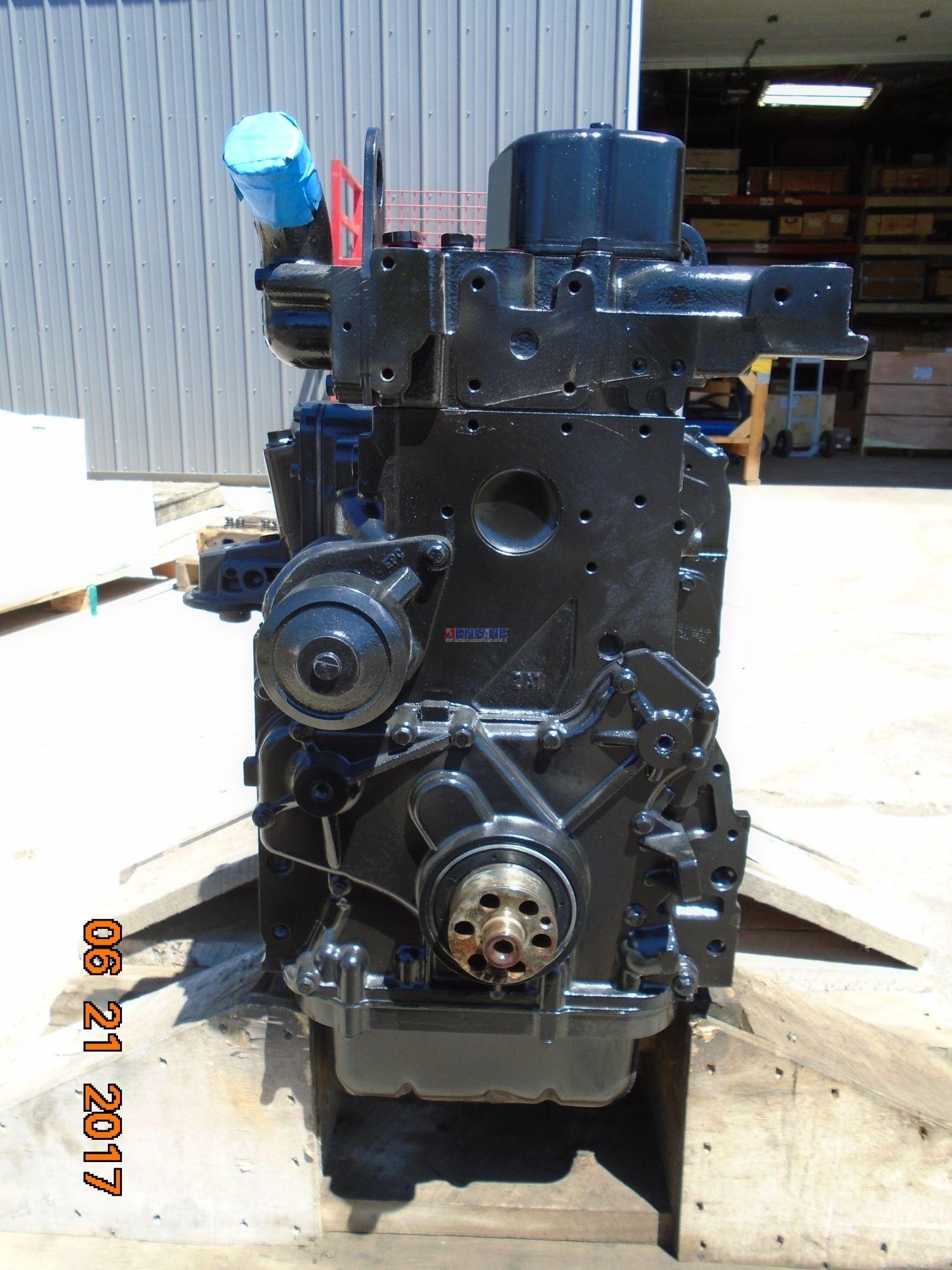 R  F  Engine Iveco Nef 445t  M2  F4ge045f D Engine Long