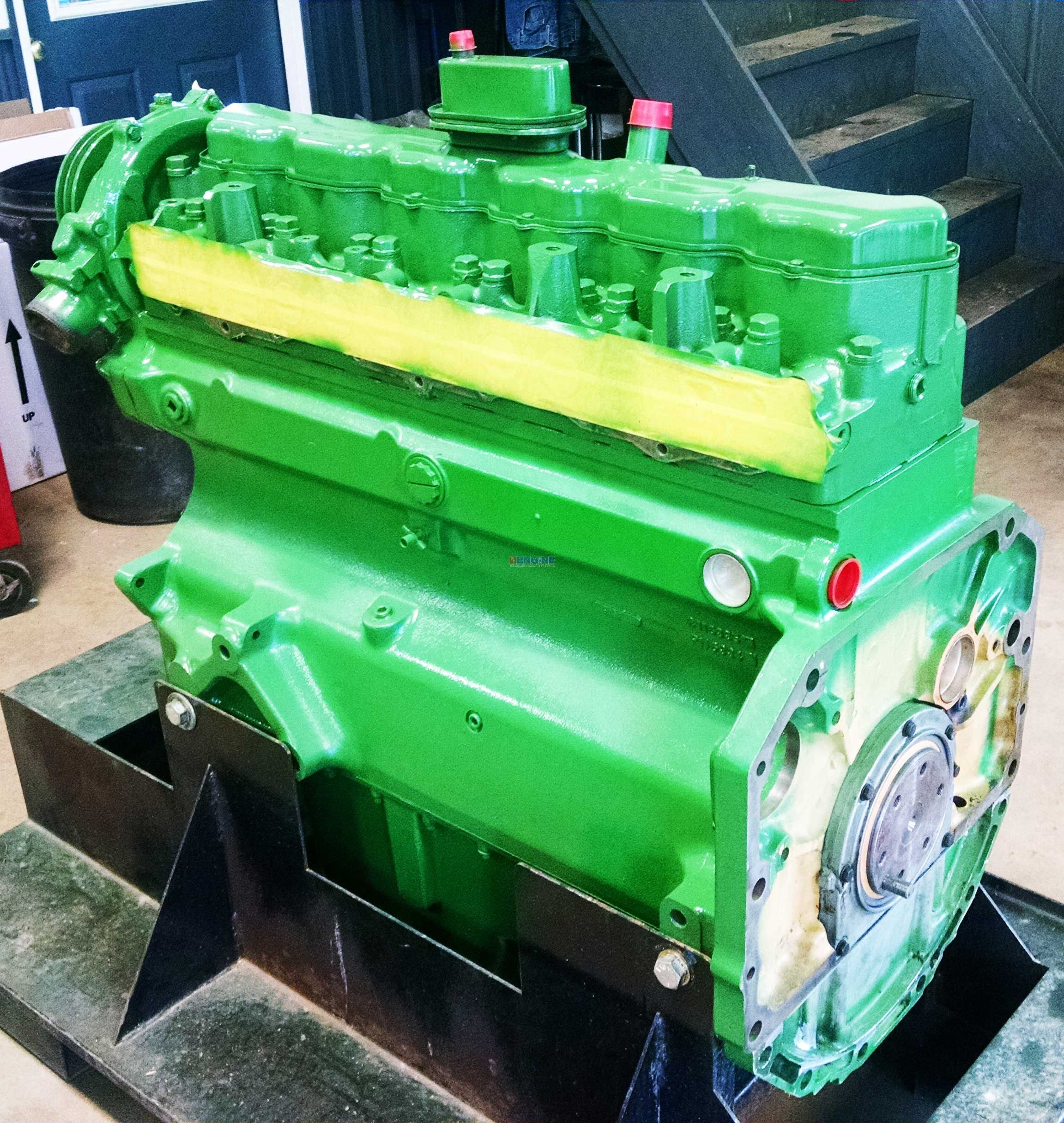 John Deere Engines : R f engine john deere jd l long