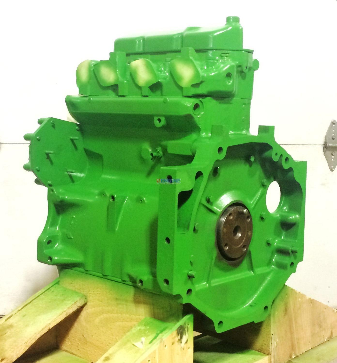 John Deere 1020 Engine : R f engine john deere jd long block