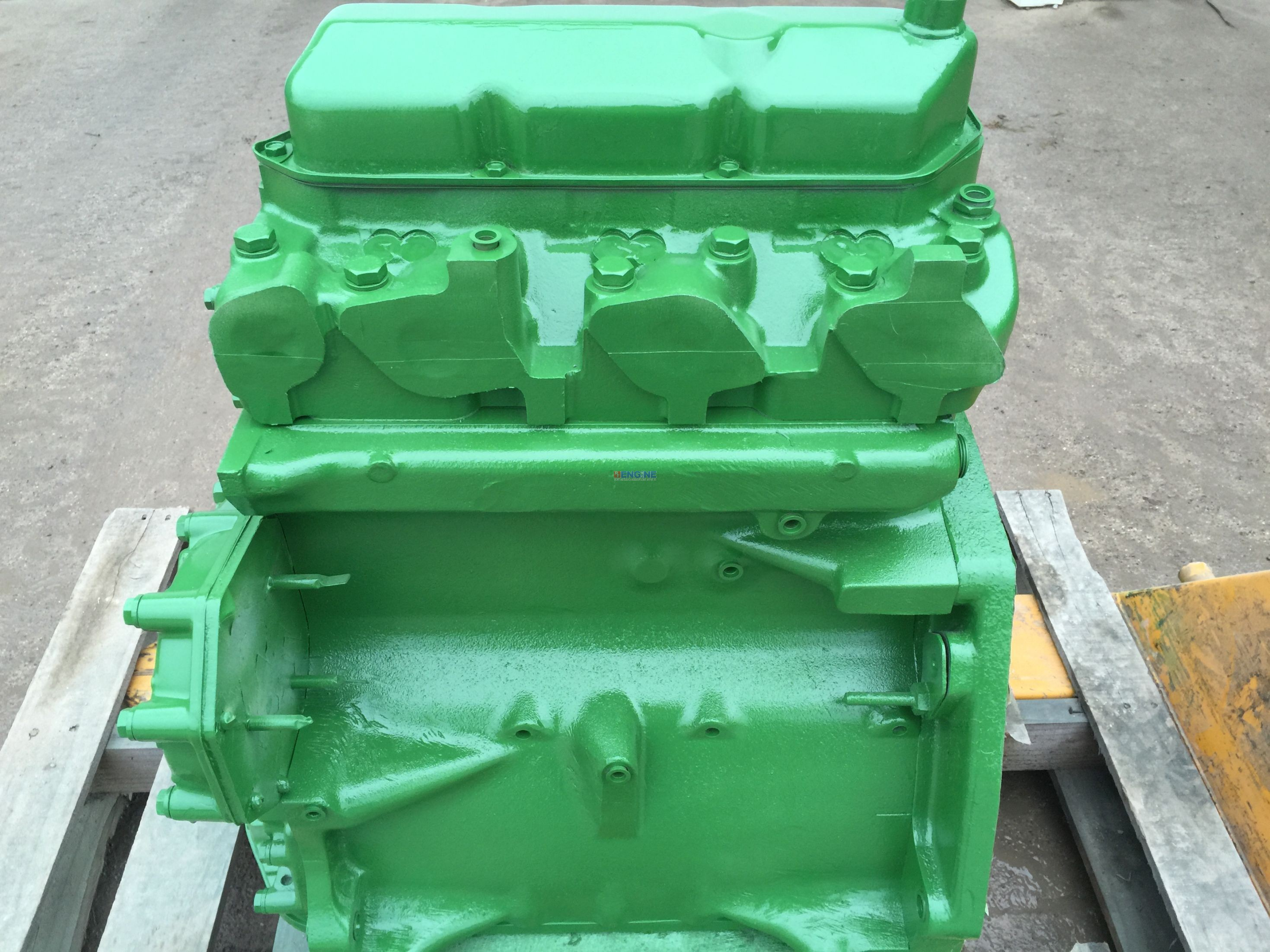 John Deere Block : R f engine john deere jd t long block
