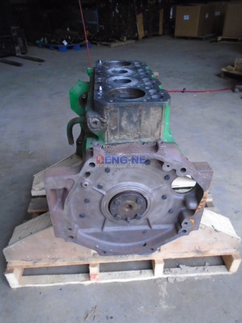 John Deere Block : R f engine fits john deere t short block used