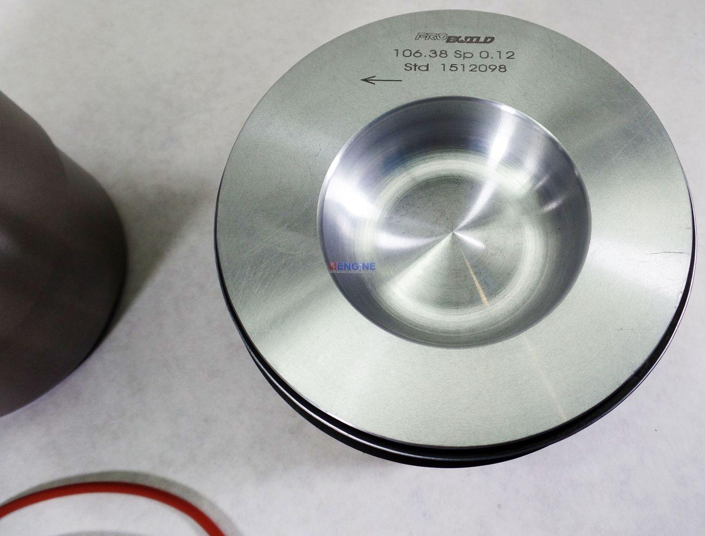 R F Engine Fits John Deere 3179d 3029 4239d Cylinder Kit New 2150 Wiring Harness 4039d 6359d 6059d
