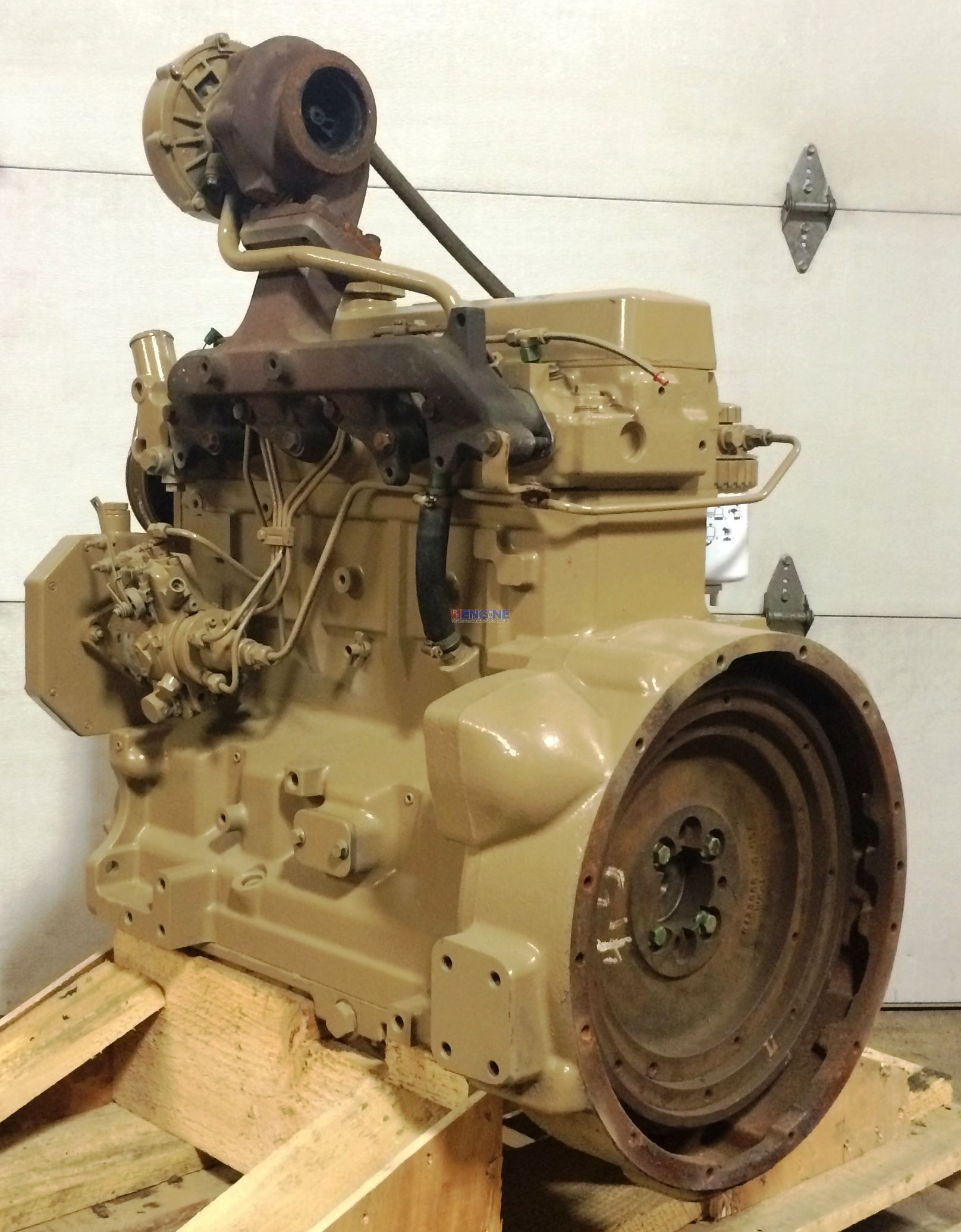 R F Engine John Deere Jd 4 5l Powertech Engine Rebuilt