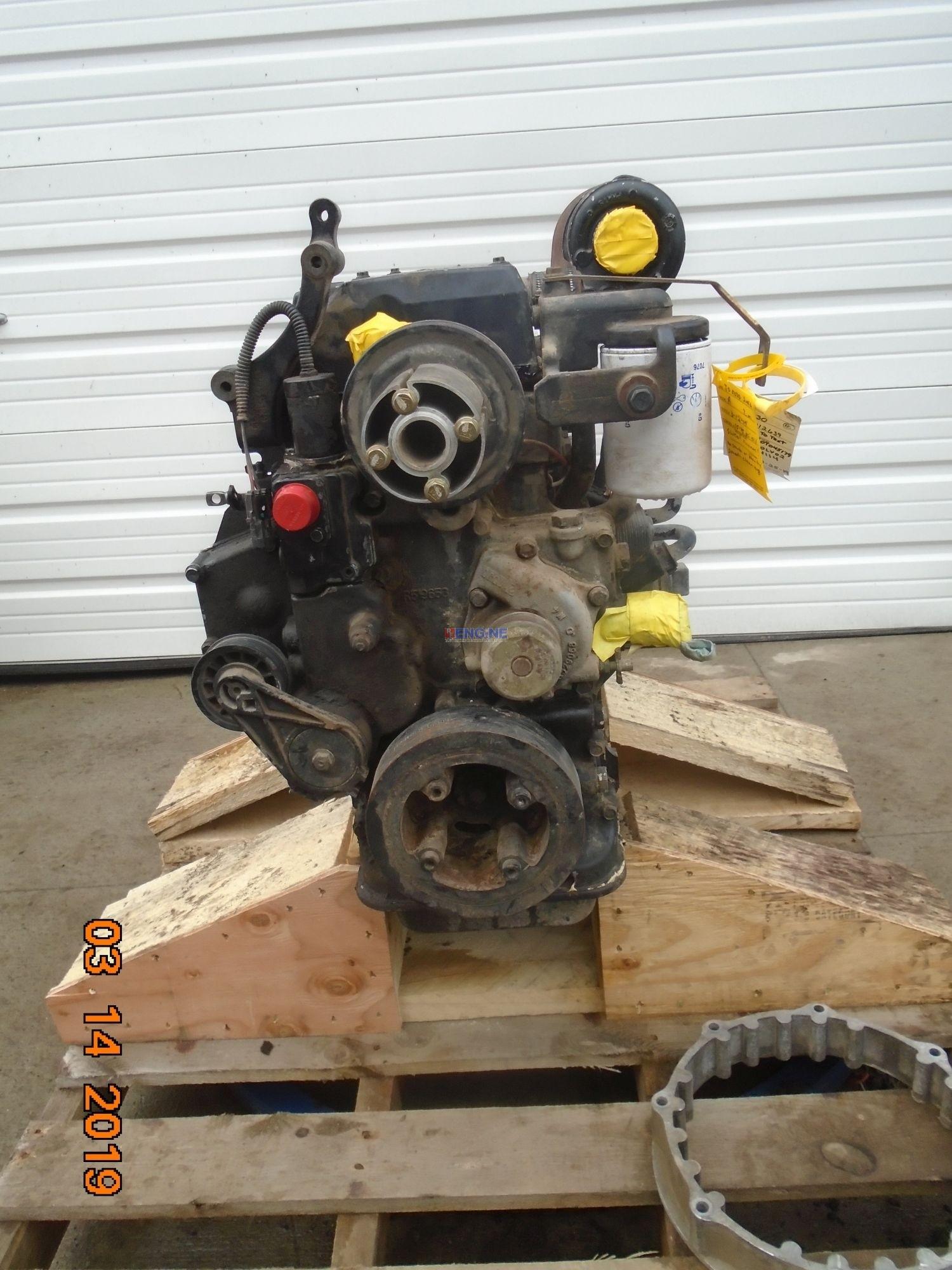 John Deere 5030T Engine Complete Good Runner ESN: PE5030T045179 MDN:  5030LV02