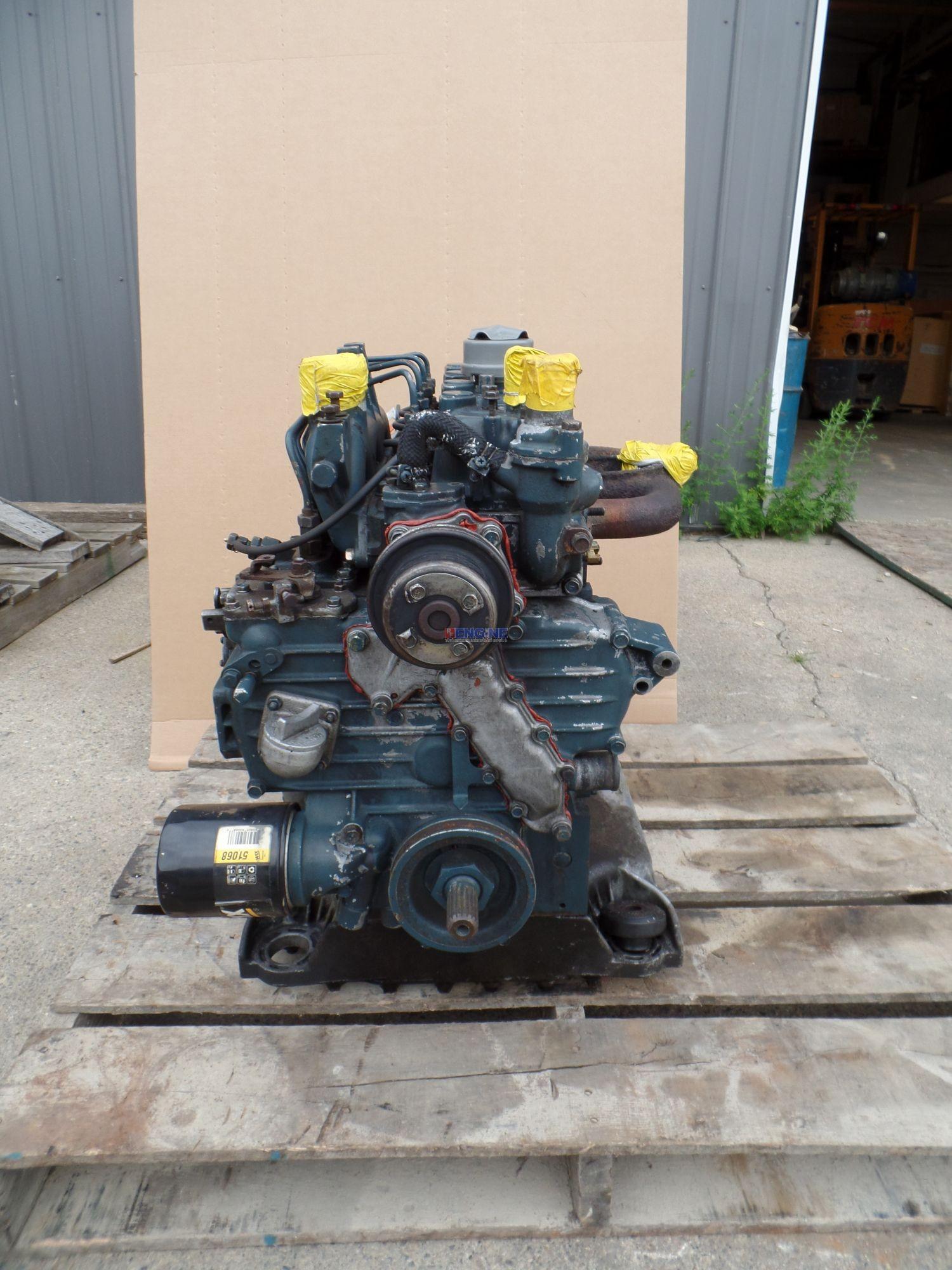 International D358 Engine Specs