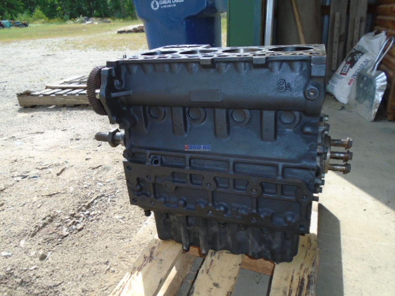 Kubota V1902 D I , 1 9L Engine Short Block Used V1902-DIXA3548