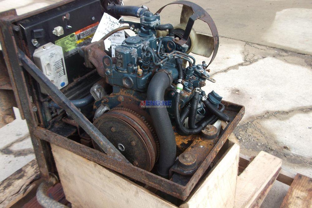 R  F  Engine Fits Kubota Z482 Engine Complete Running B