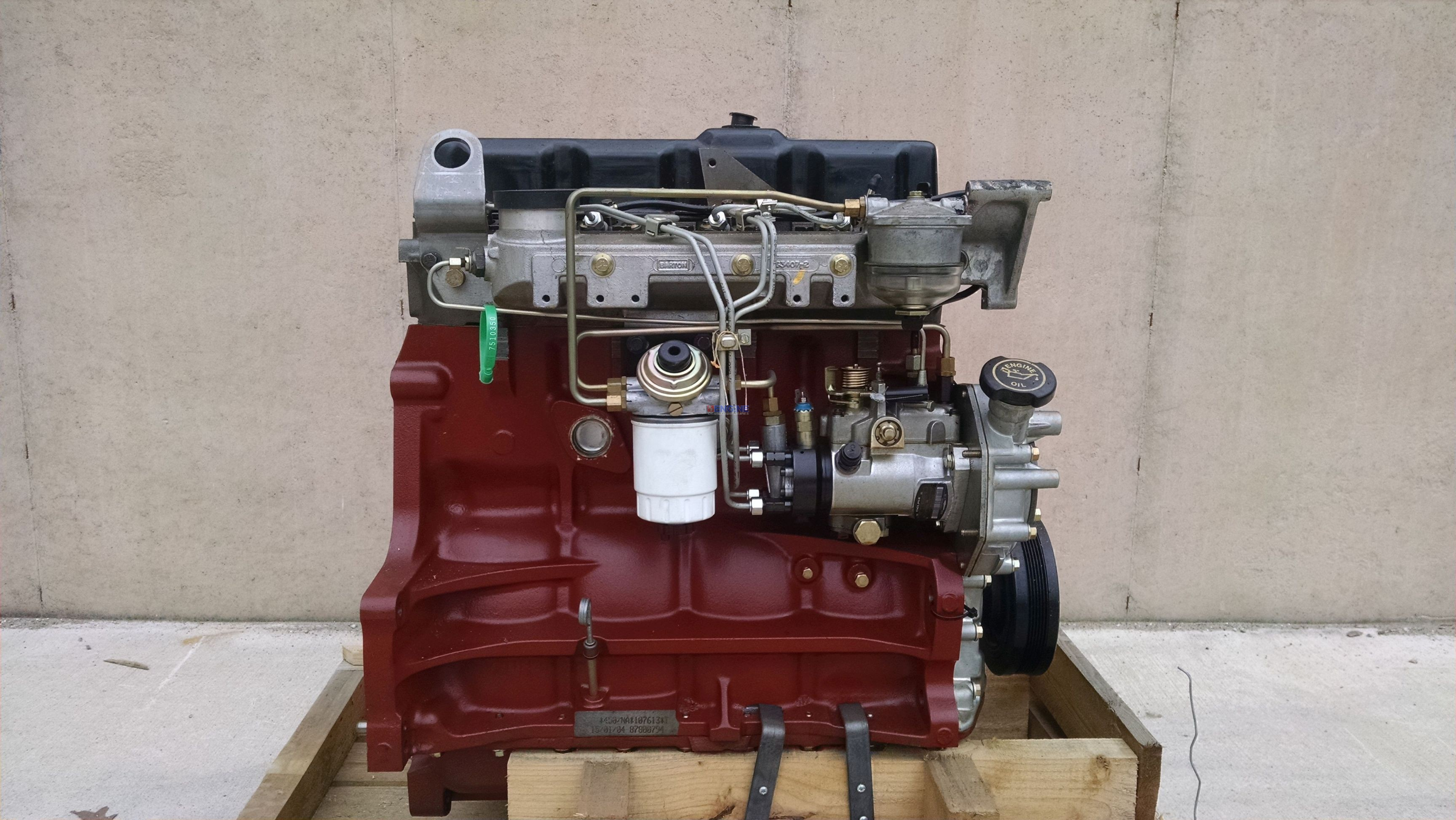 r  f  engine new holland nf 304 engine complete new bcn