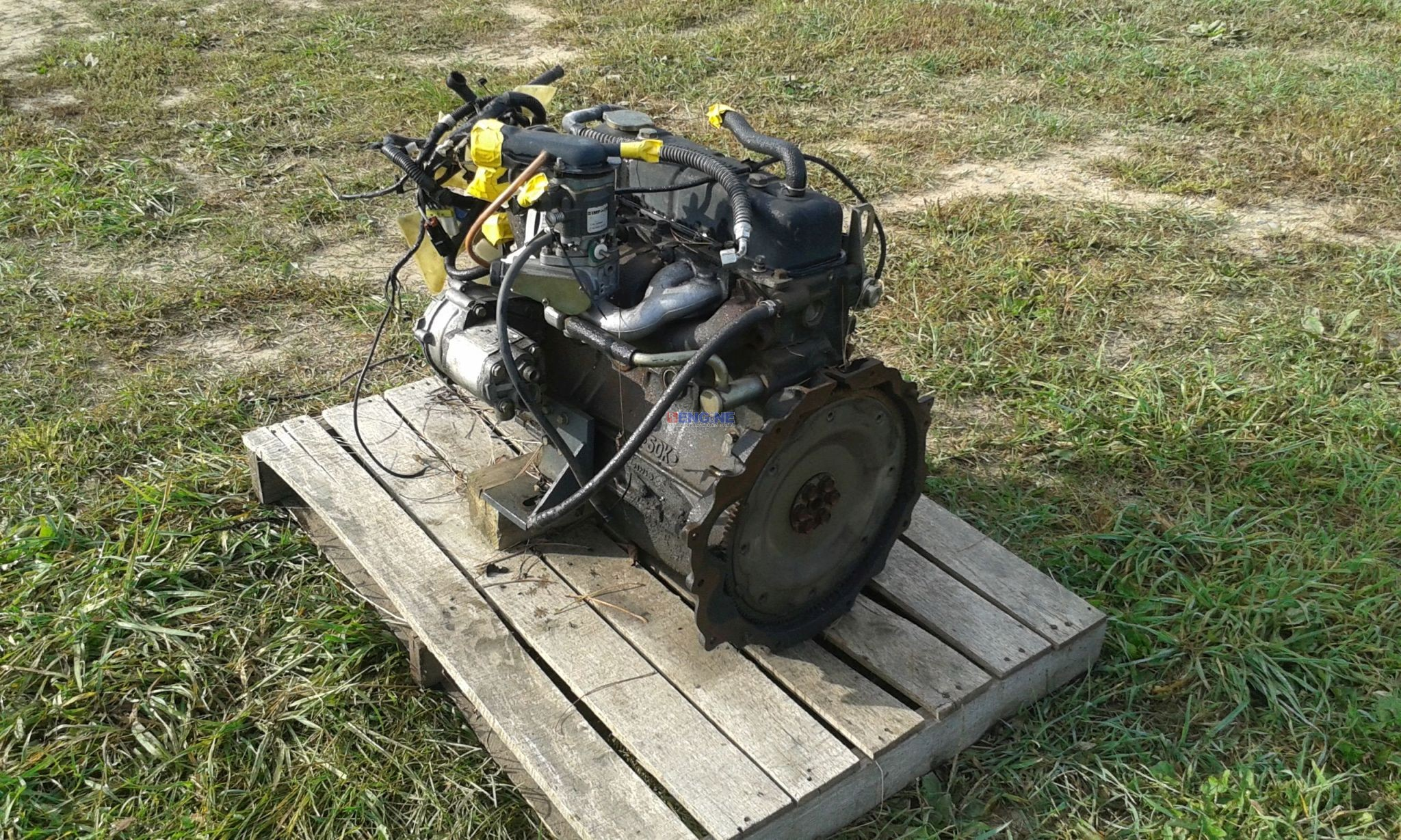 R. F. Engine Nissan NS H20 Engine Complete Core ESN ...