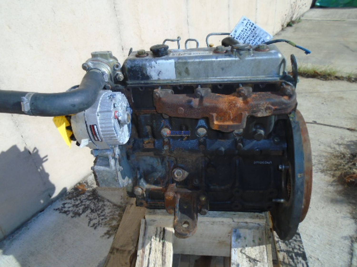 Pk Ec Gn on 3 Cylinder Perkins Diesel Engine For Sale