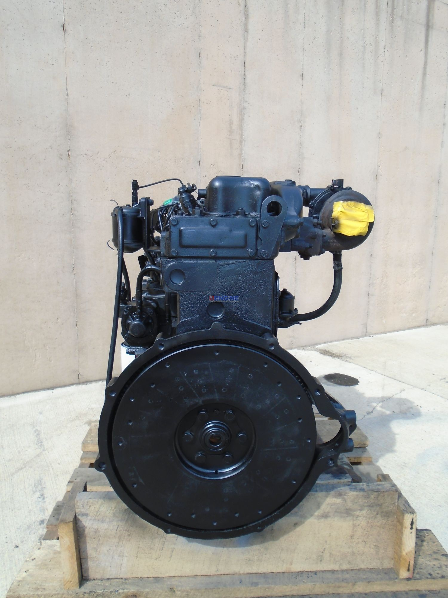 R. F. Engine Perkins T6.354 Engine Complete Good Running A- 8003695