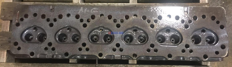 John Deere Cylinder Heads : R f engine john deere oem cylinder head good